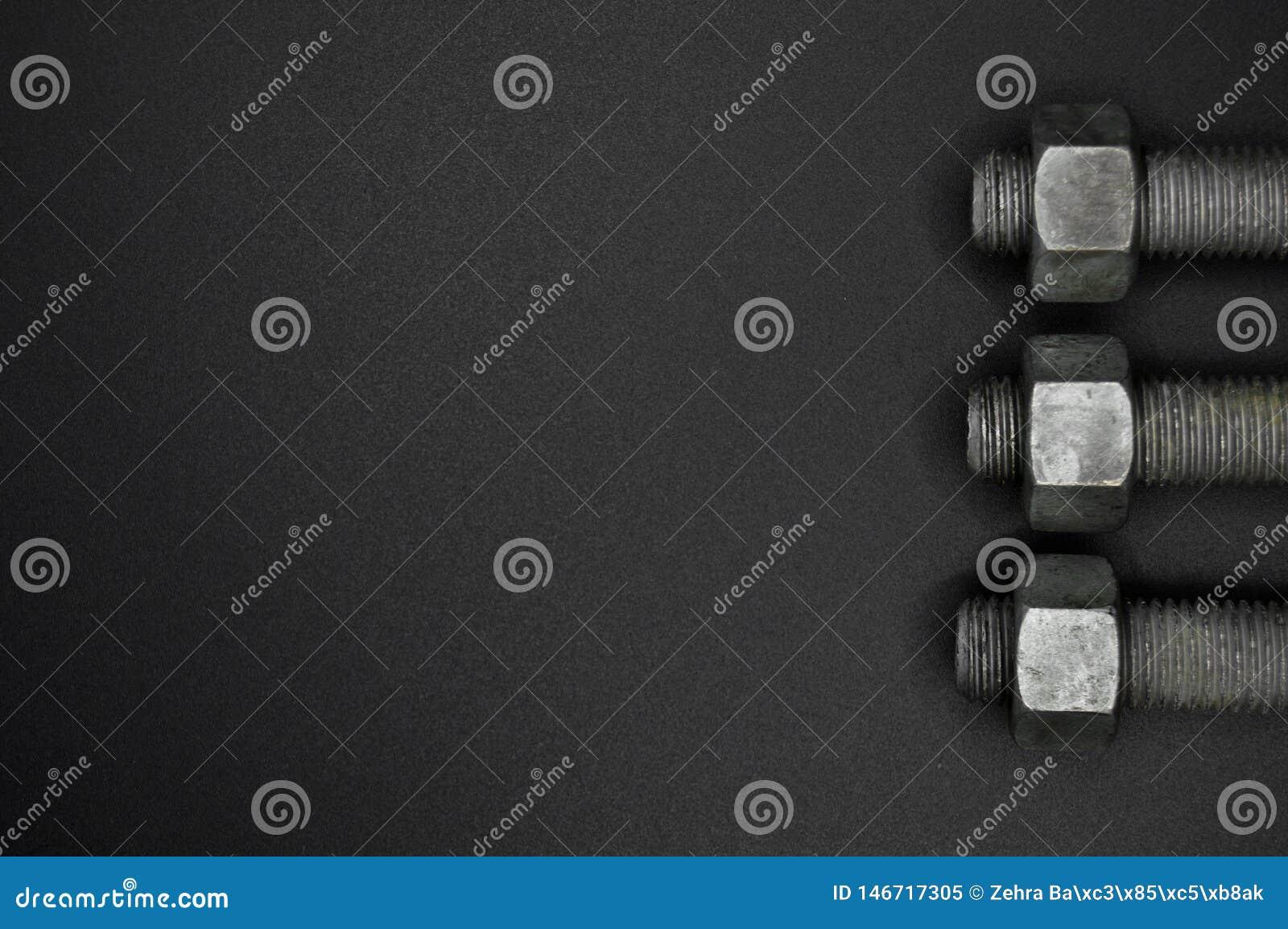 De noten van de Heavy metalbout, hulpmiddelenmateriaal