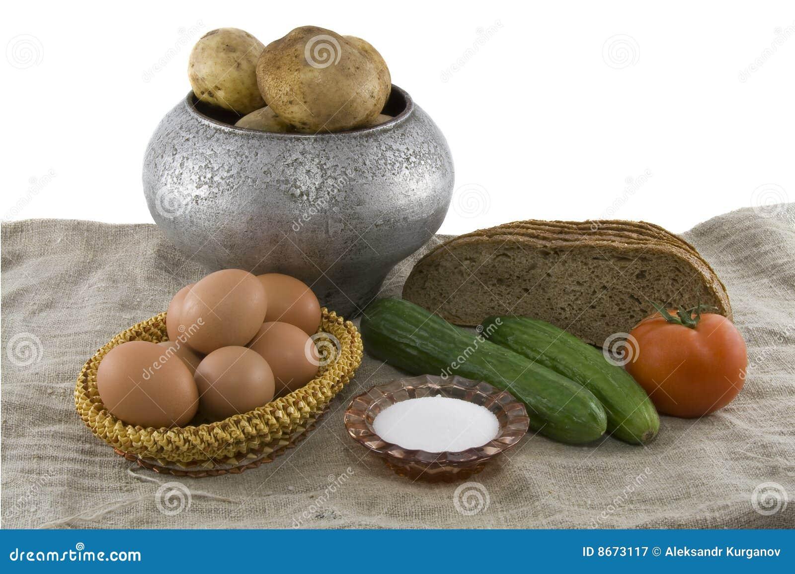 De nourriture de durée toujours végétarien