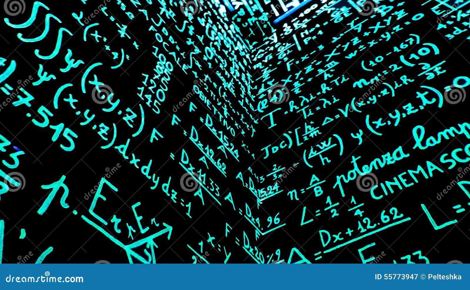De nouveau à mathématiques