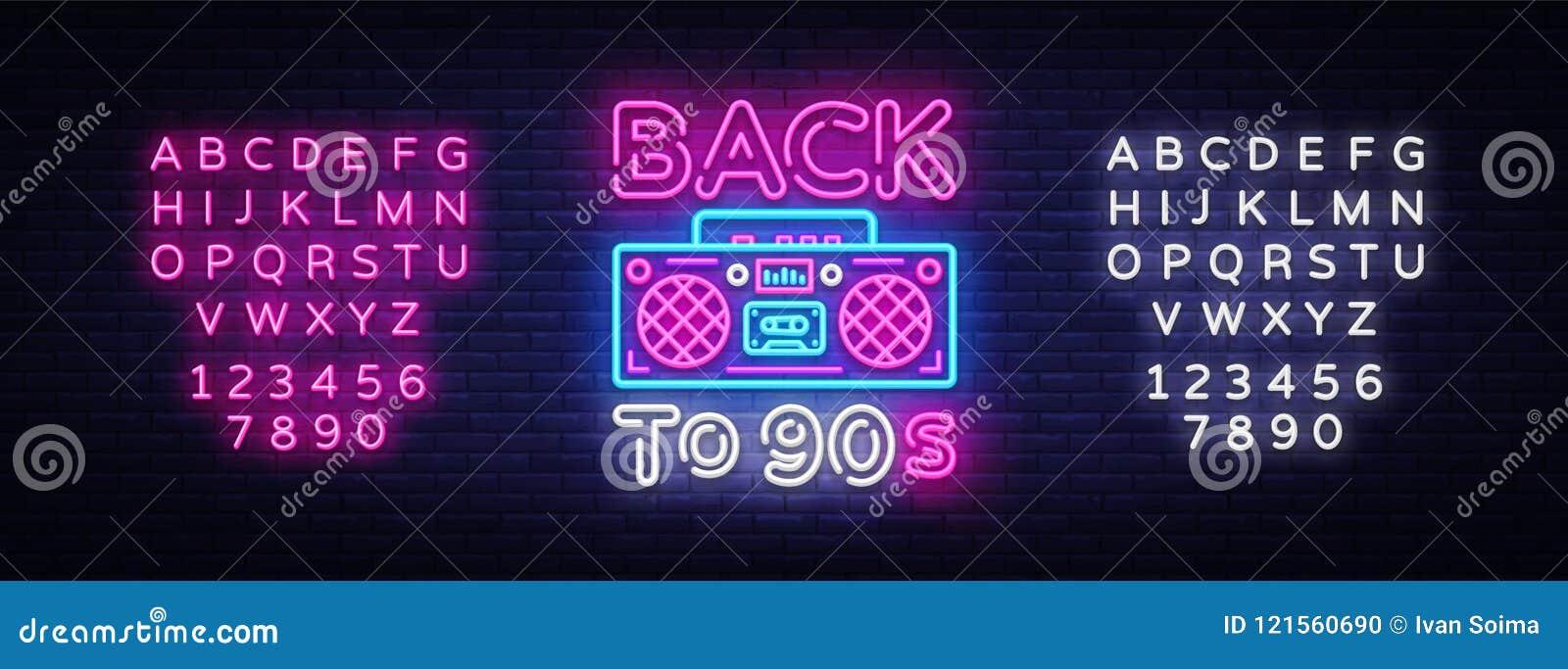 De Nuevo Al Cartel 90s A La Tarjeta O A La Invitación De