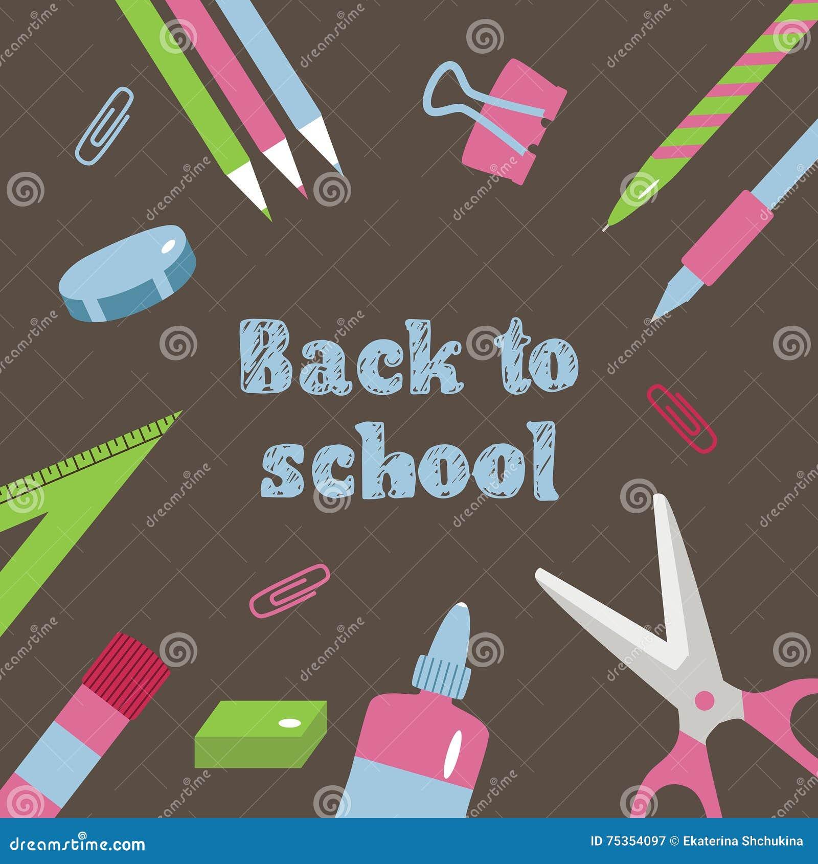 De nuevo a escuela