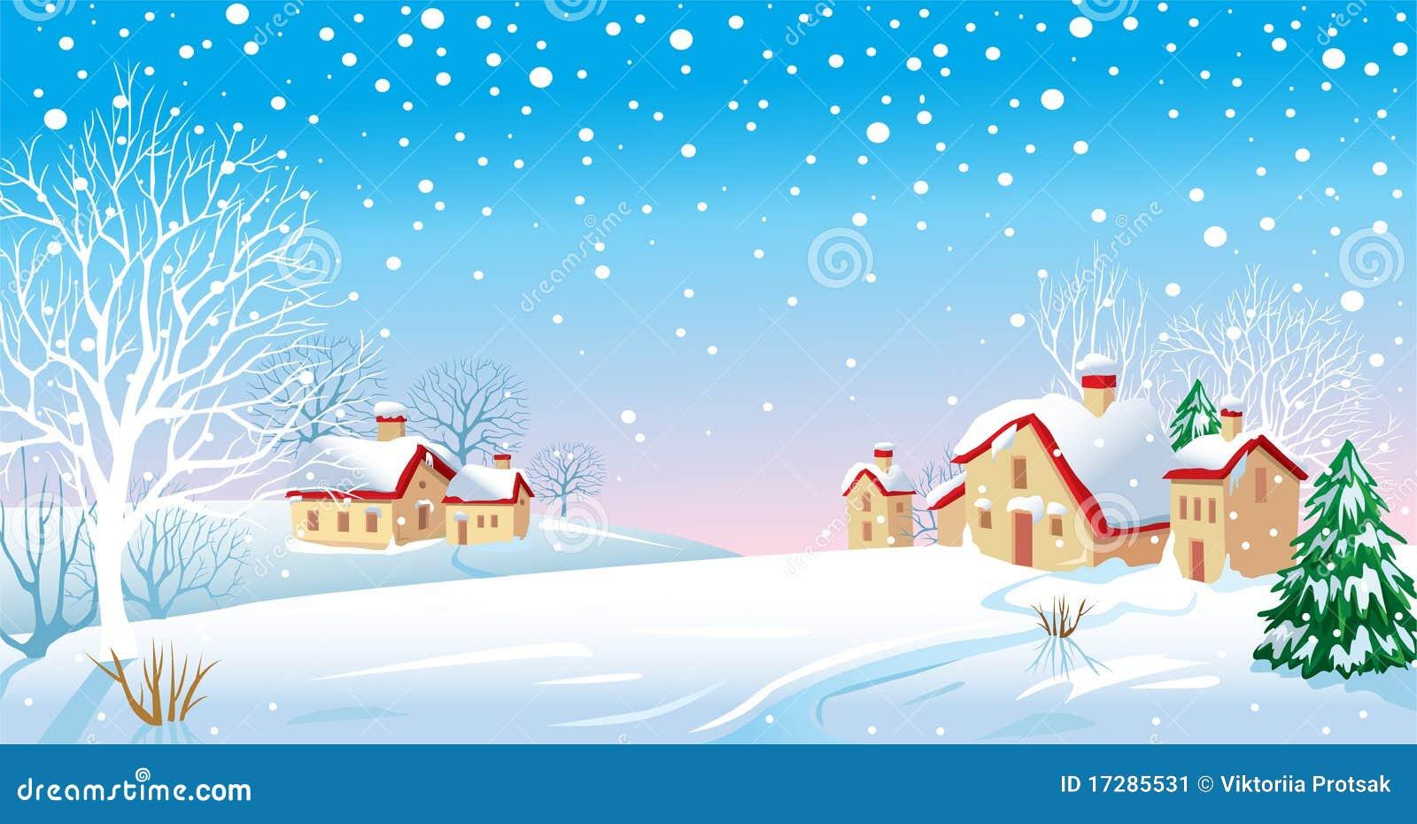 De Ochtend van de winter