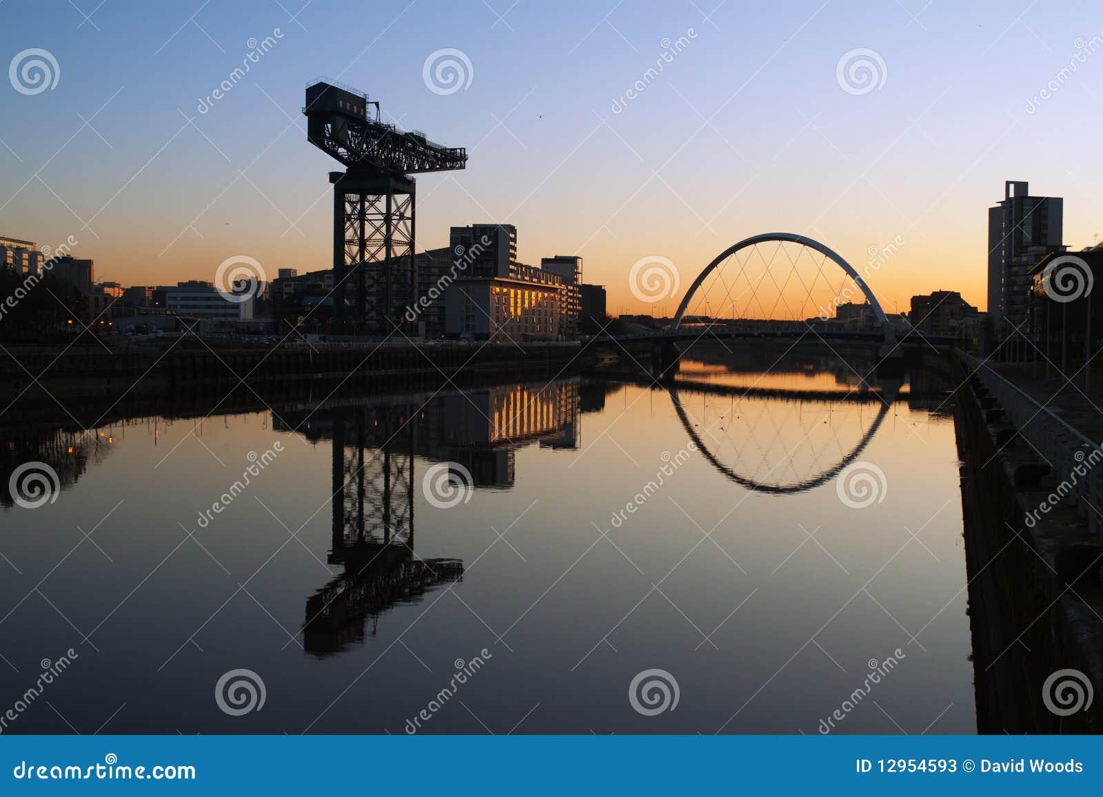 De ochtend van Glasgow