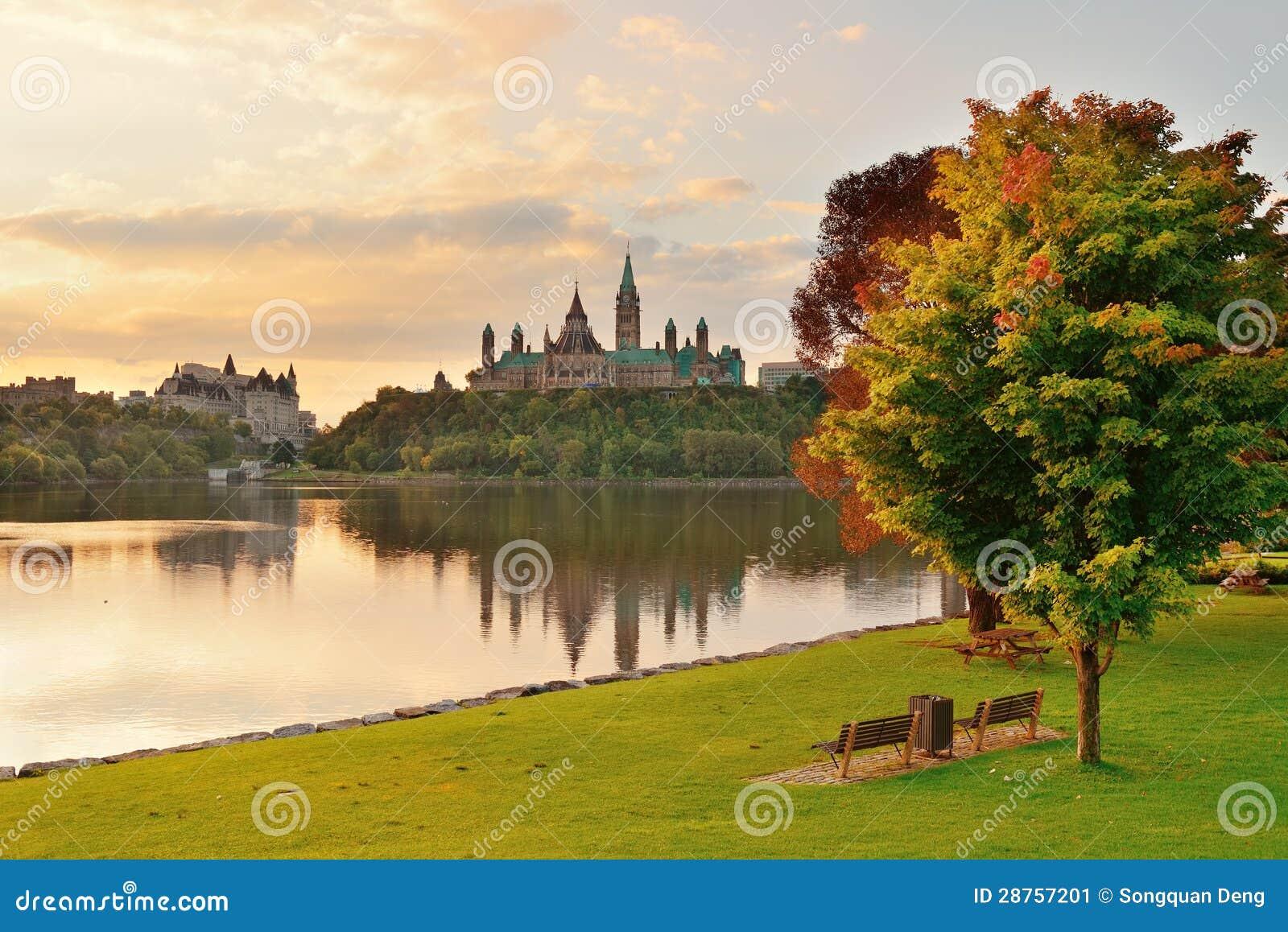 De ochtend van Ottawa