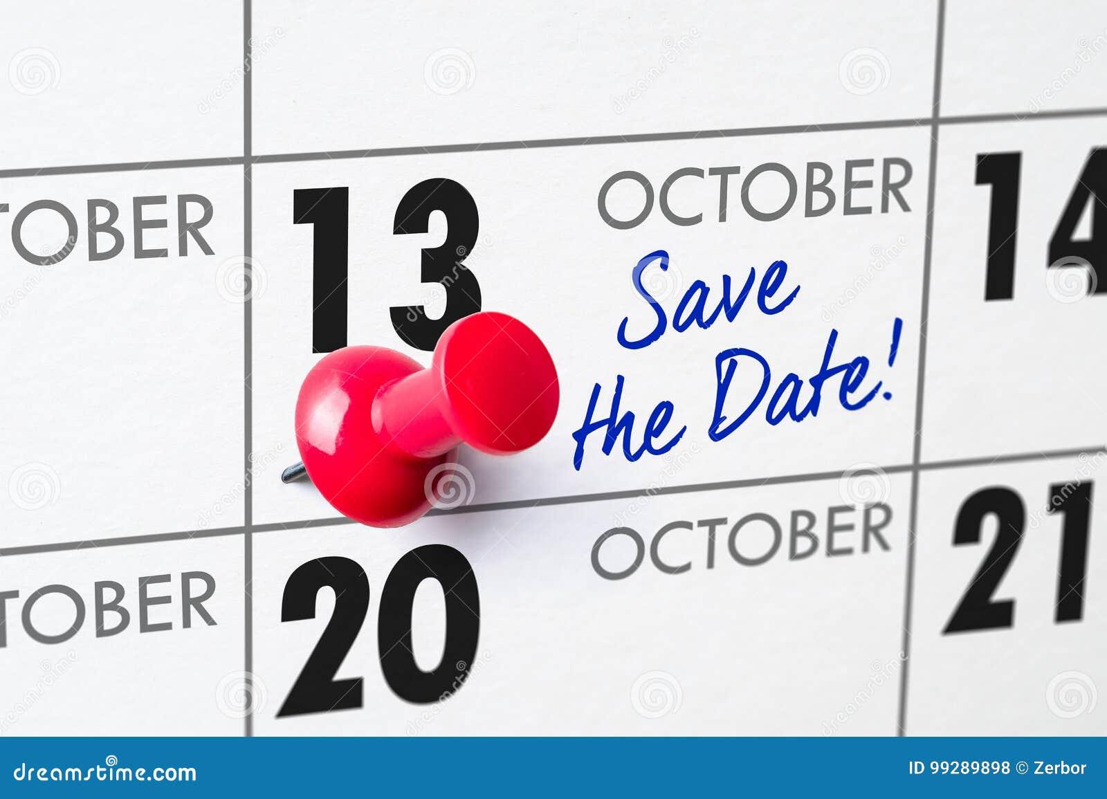 13 de octubre