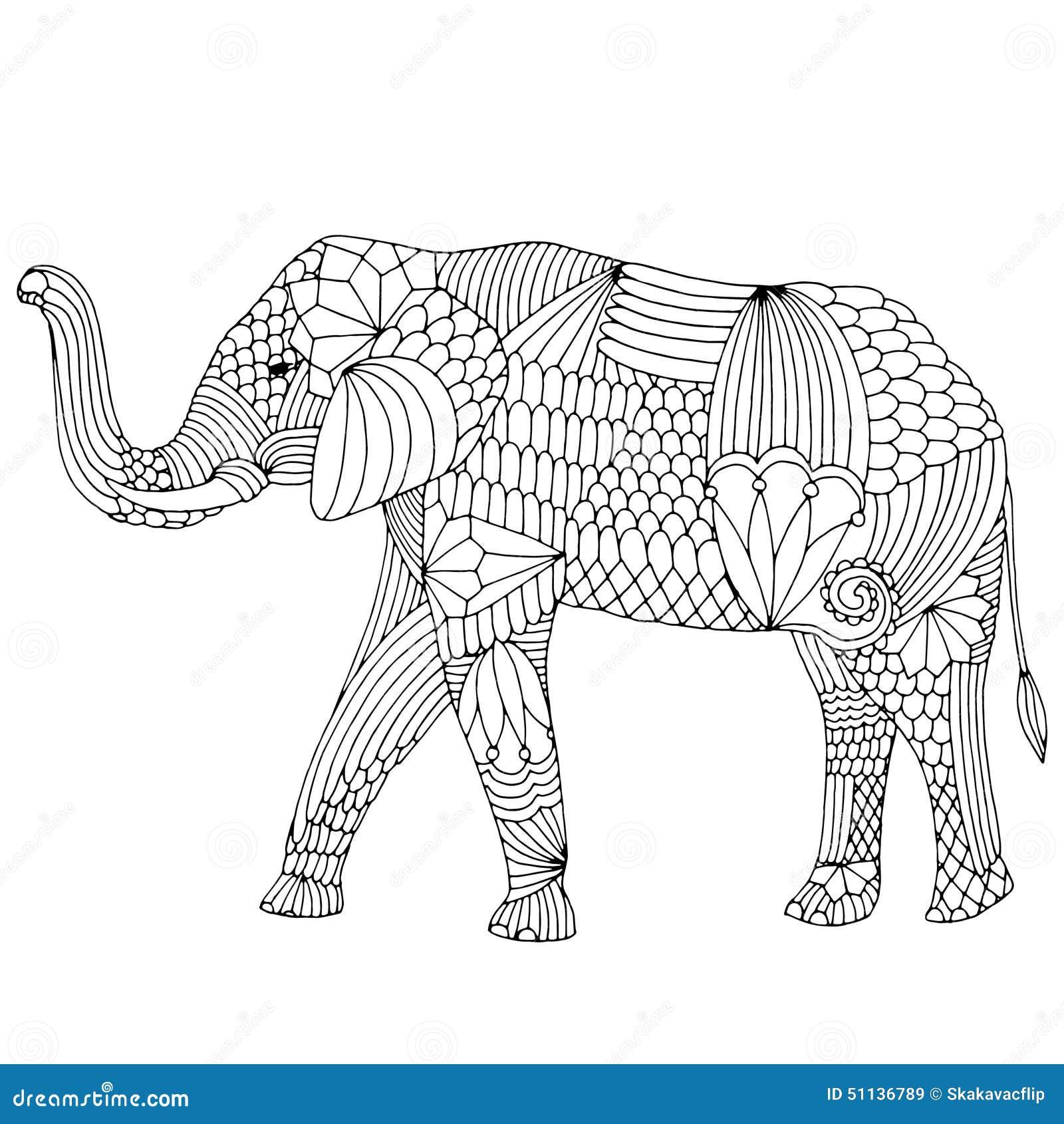 patroon olifant