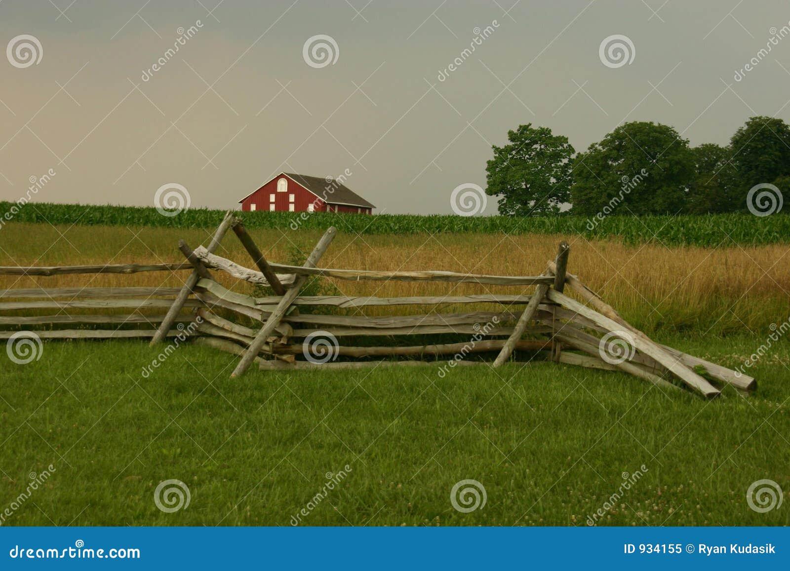 De Omheining van Gettysburg
