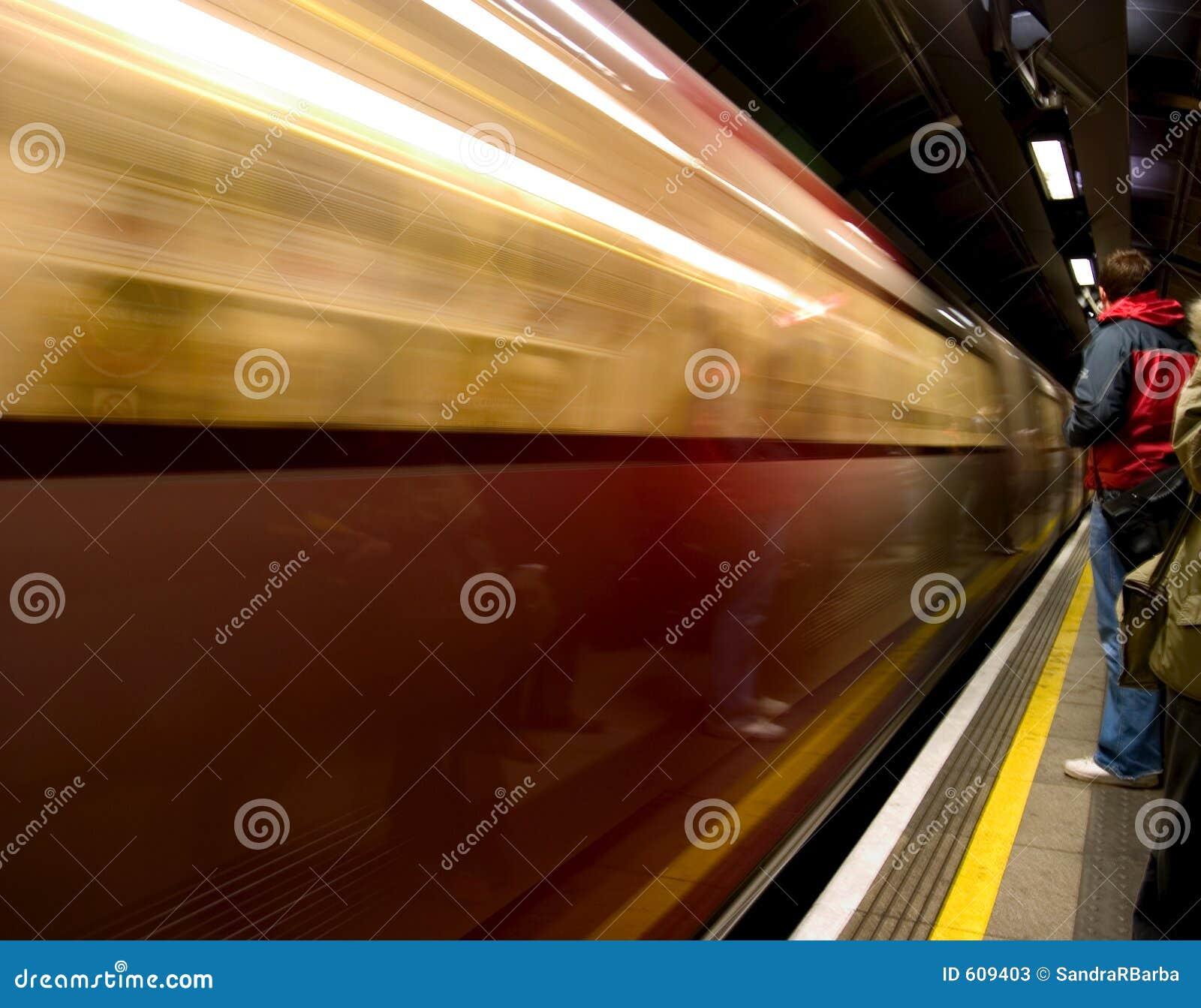 De ondergrondse post van Londen