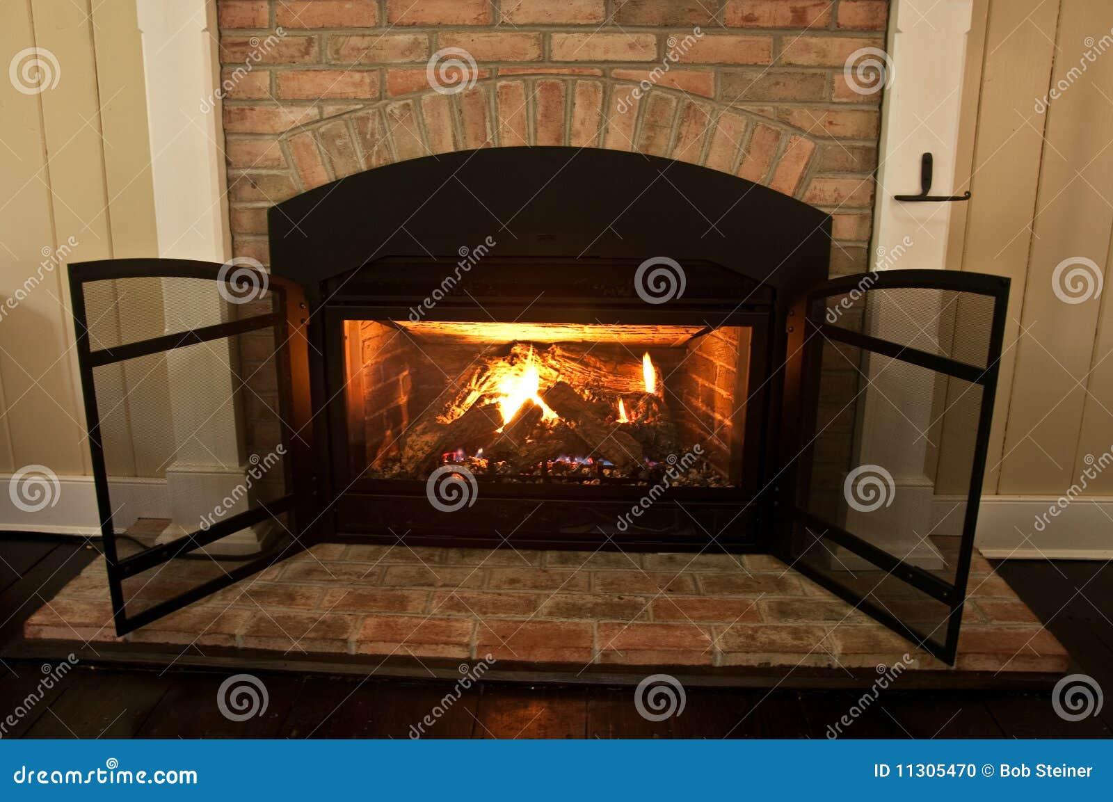 De open haard van het gas stock foto afbeelding bestaande uit gegoten 11305470 - Open haard ontwerp gas ...