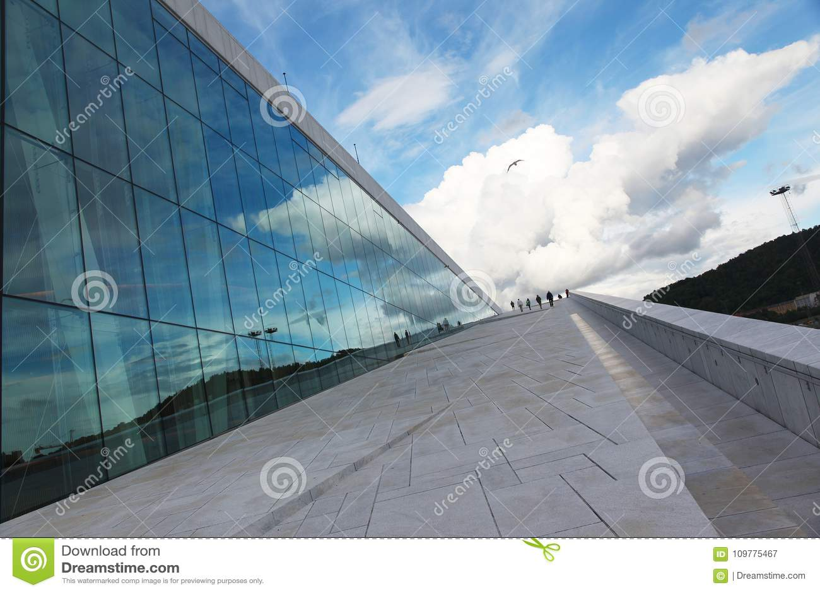 De Operahuis van Oslo