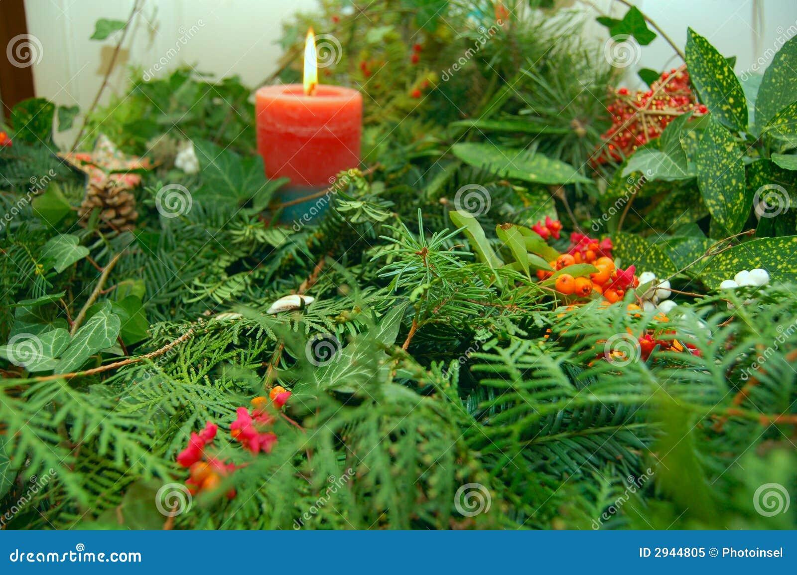 De organische decoratie van kerstmis stock afbeelding afbeelding 2944805 - Decoratie van de villas ...