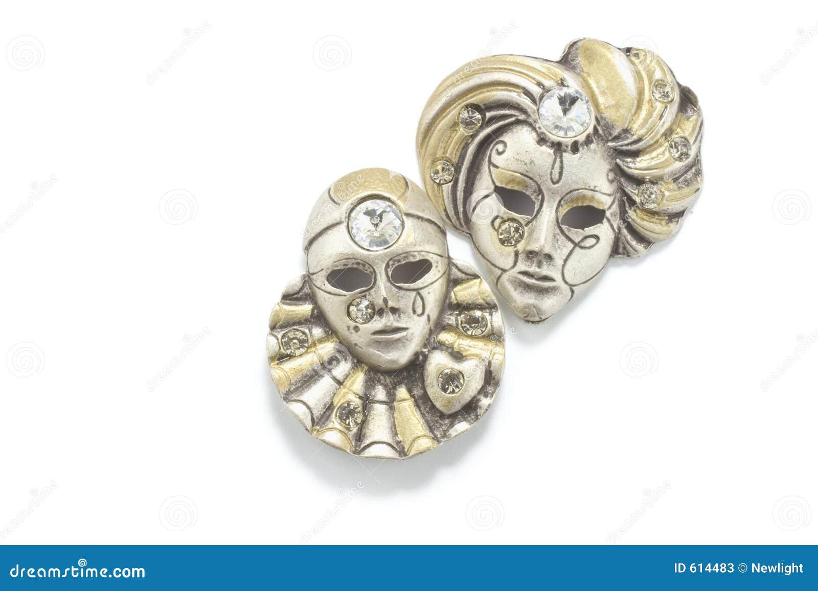 De Ornamenten van het Masker van het gezicht