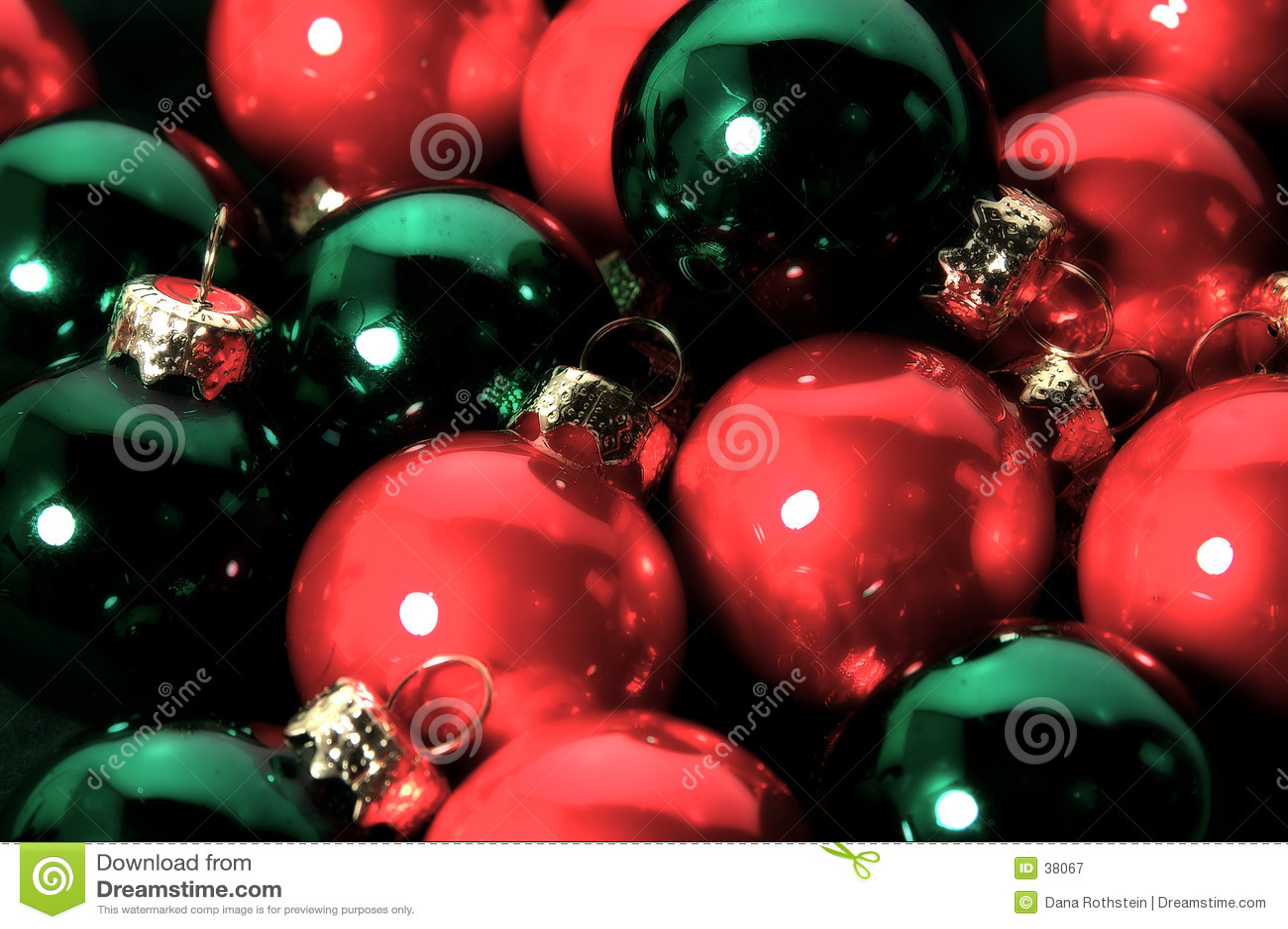 De Ornamenten van Kerstmis