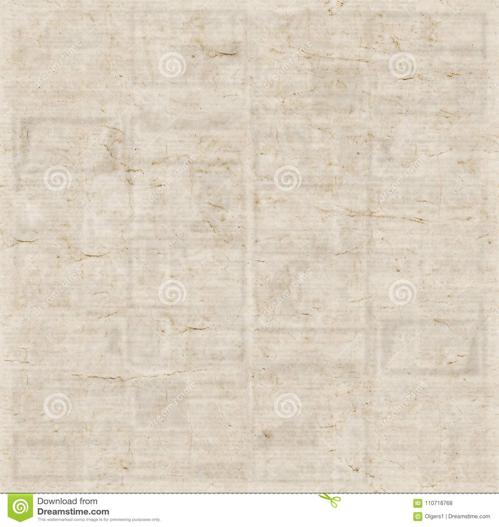 De oude achtergrond van de krantentextuur