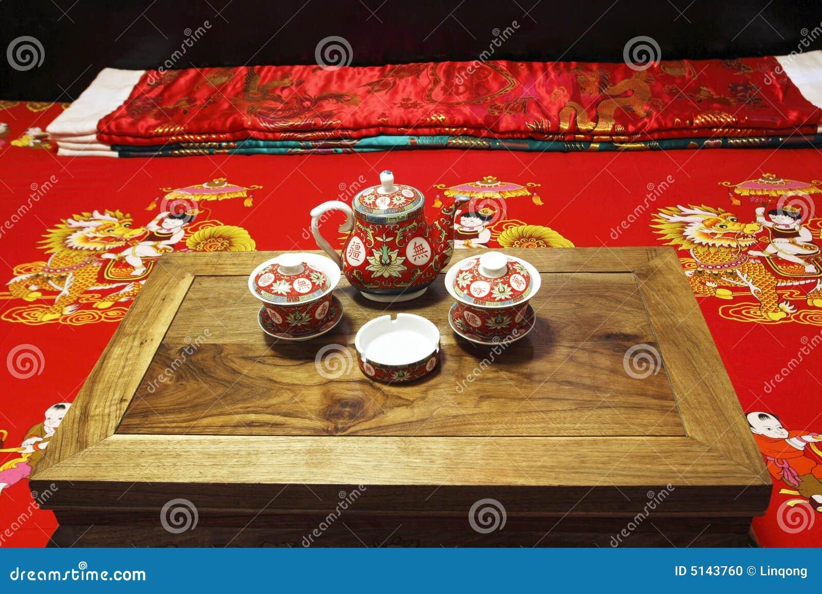 Kleur Slaapkamer Betekenis : Chinese Style Bedroom