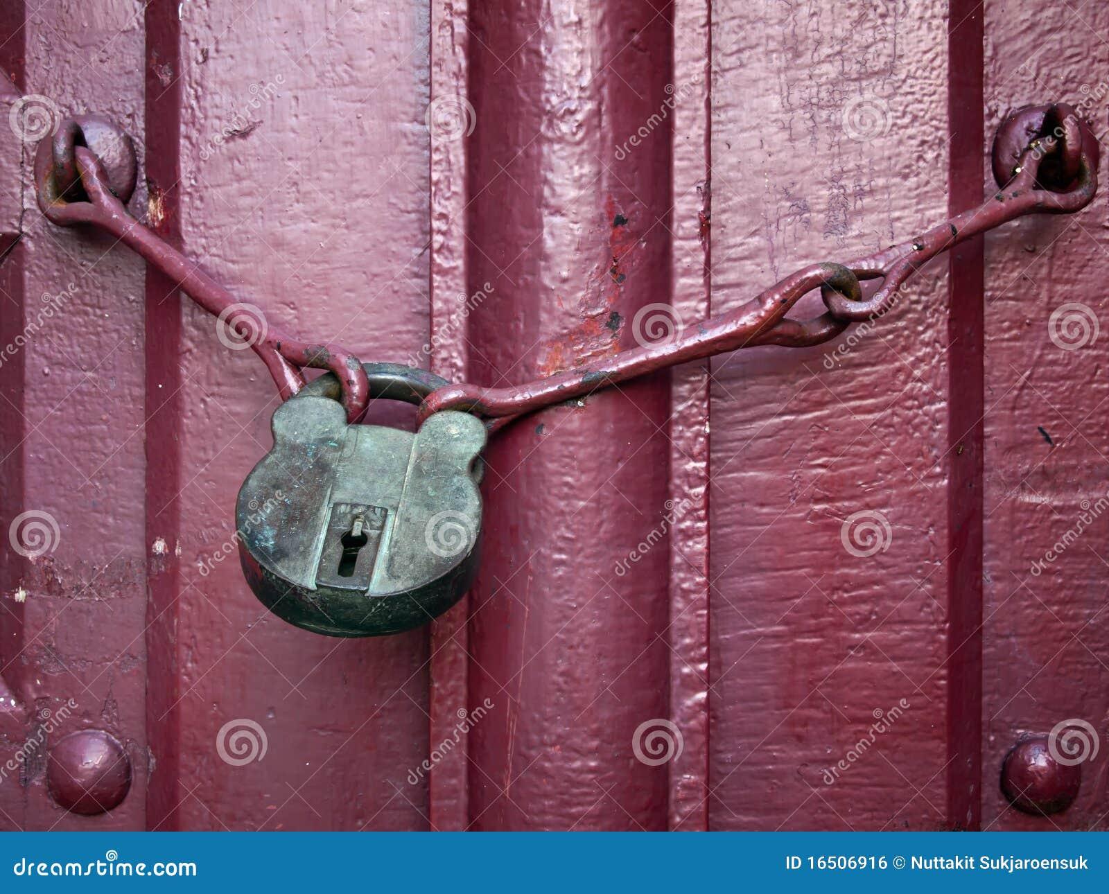 De oude Sleutel van het Slot