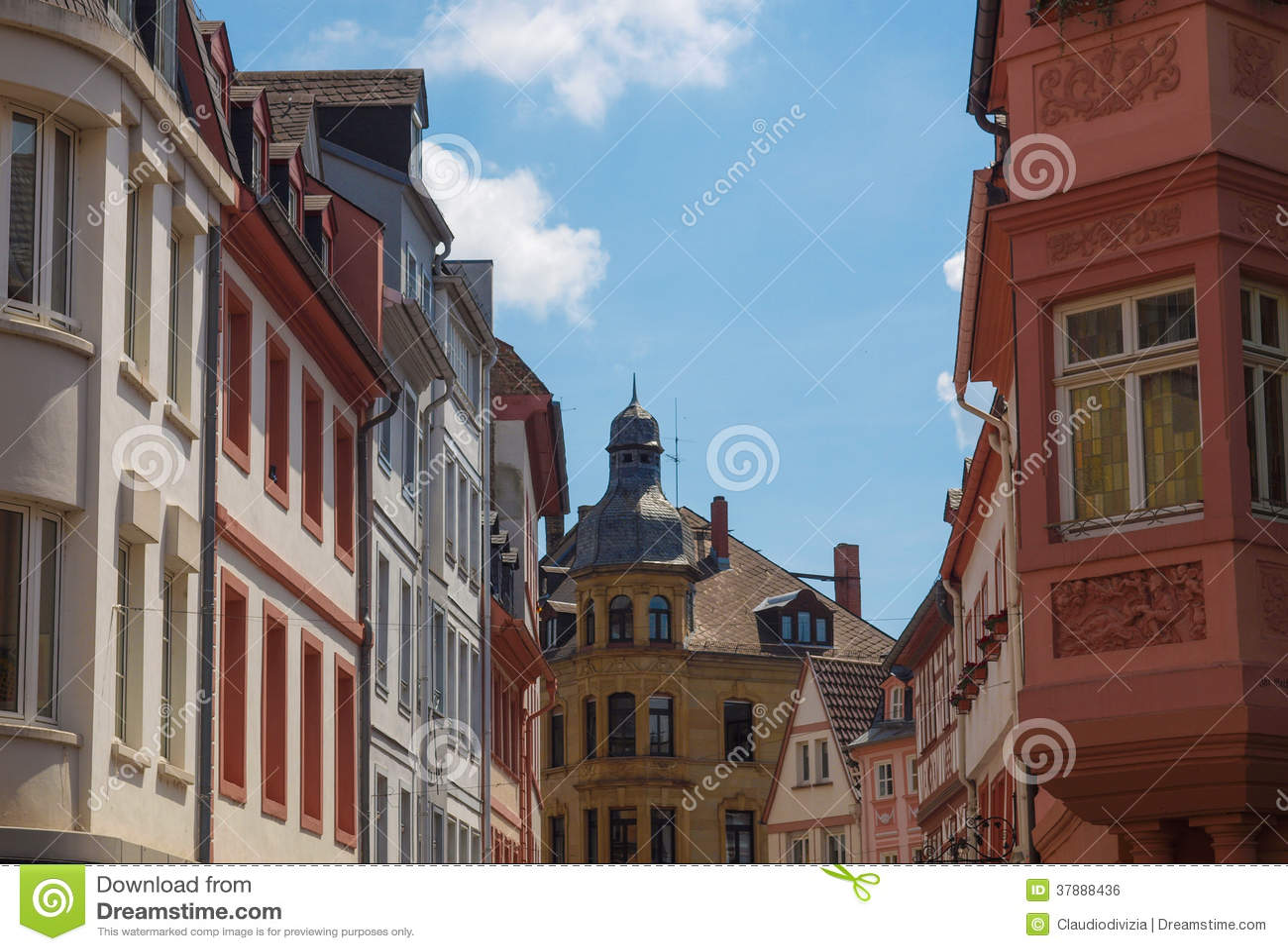 De Oude Stad van Mainz