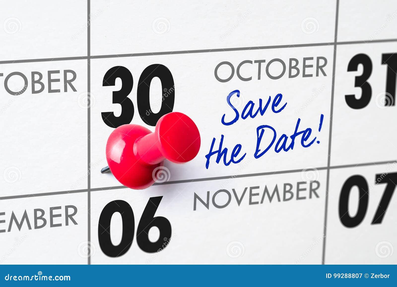 30 de outubro