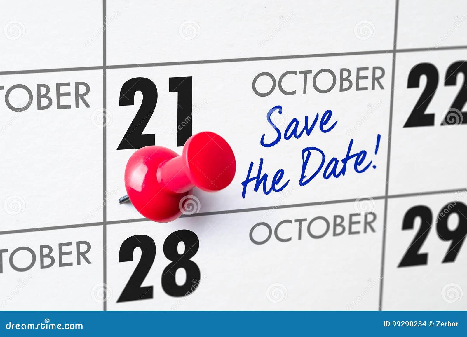 21 de outubro