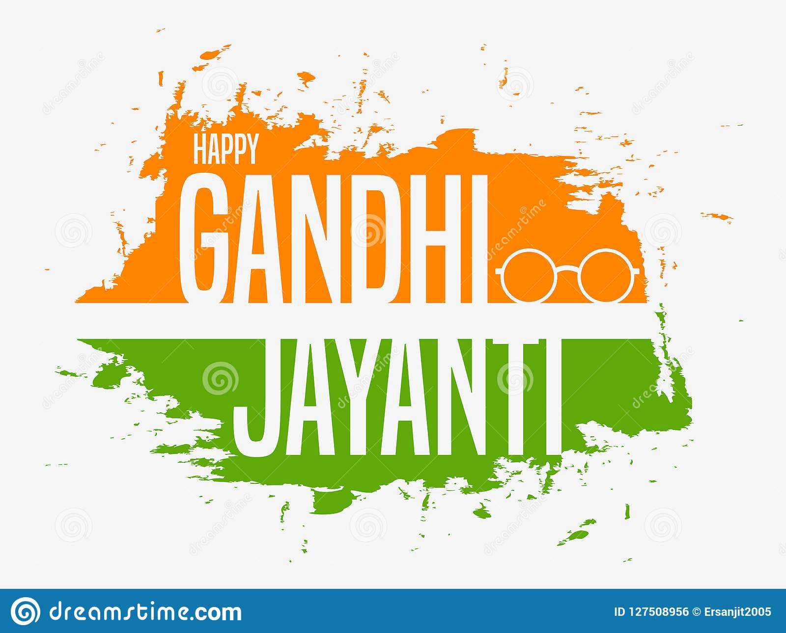 2 de outubro Gandhi Jayanti
