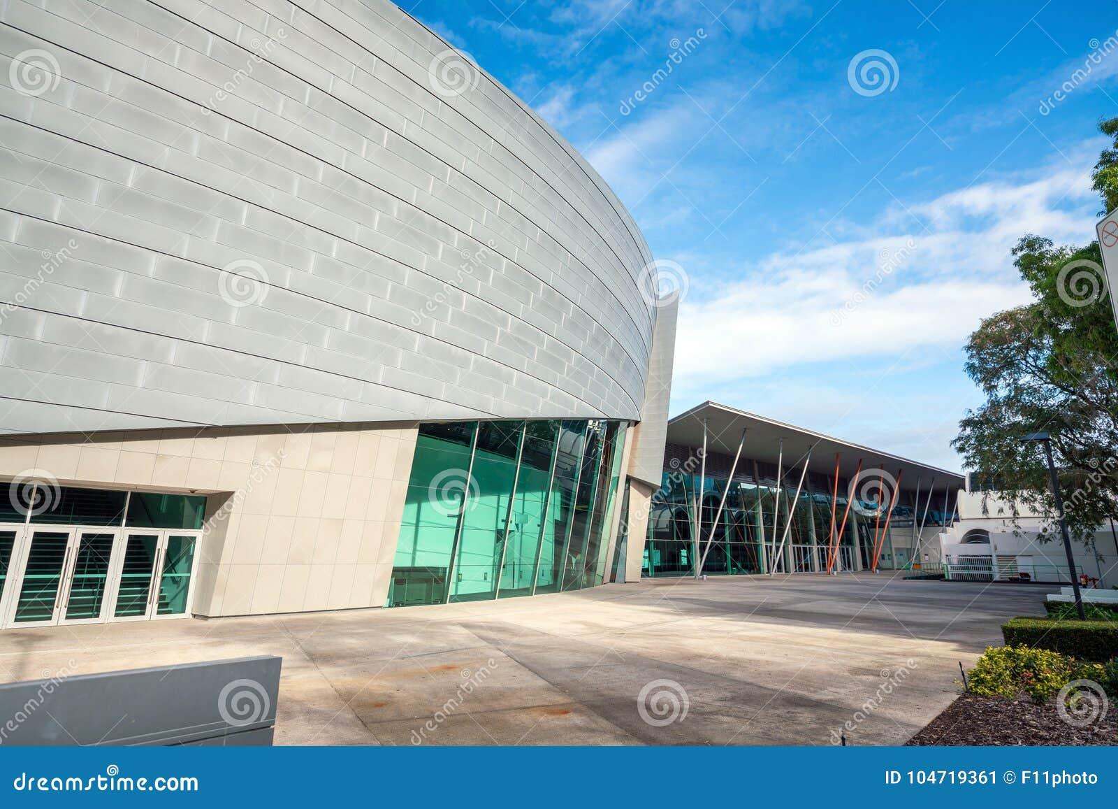 De Overeenkomst en de Tentoonstellingscentrum van Perth