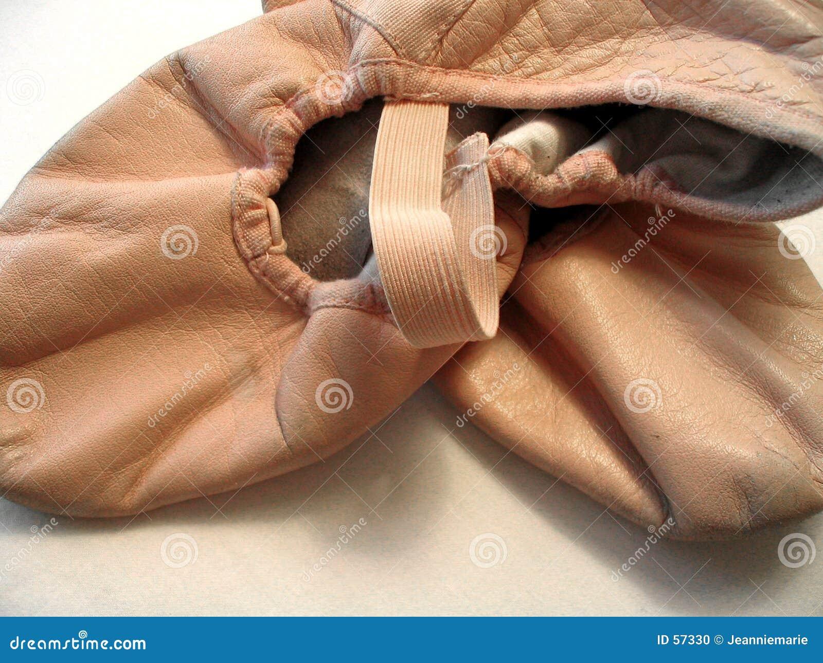De Pantoffels van het ballet