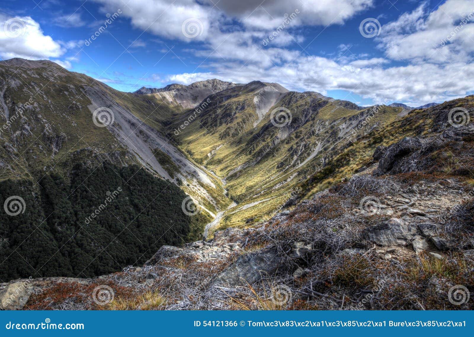 De Pas Nationaal Park van Arthur
