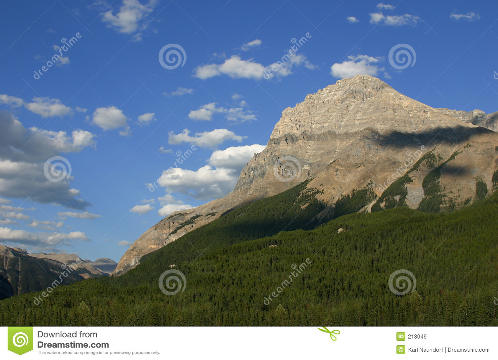 De Pas van de berg