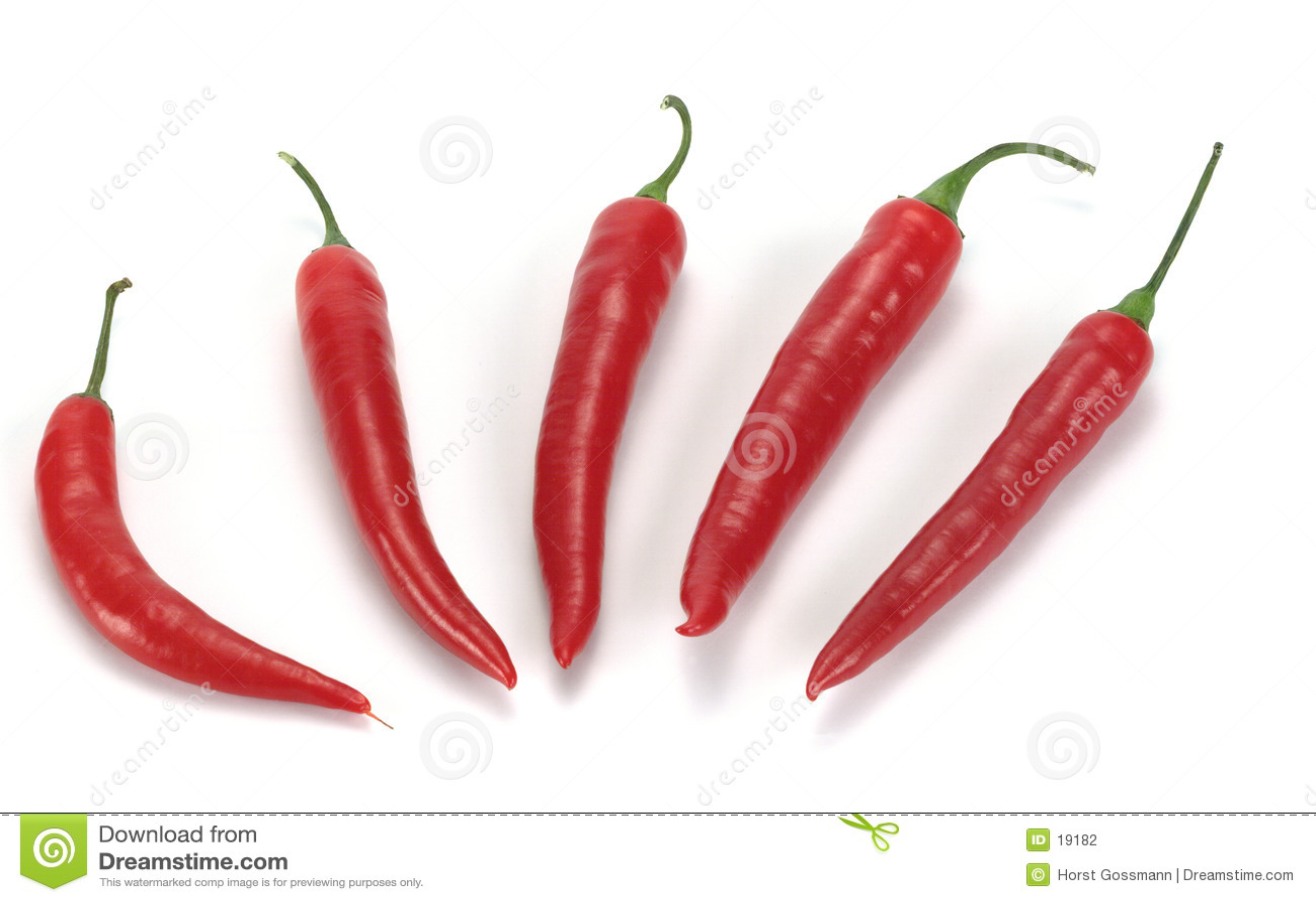 De peper van de Spaanse peper