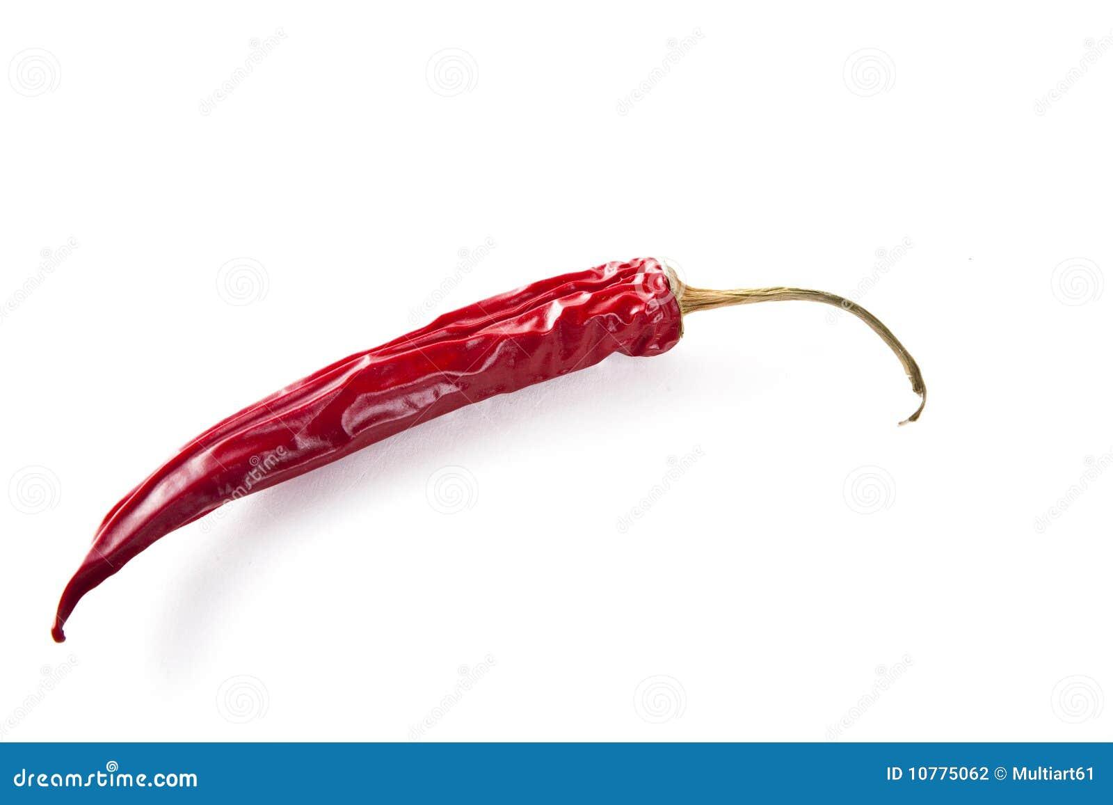 De peperfruit van de Spaanse peper