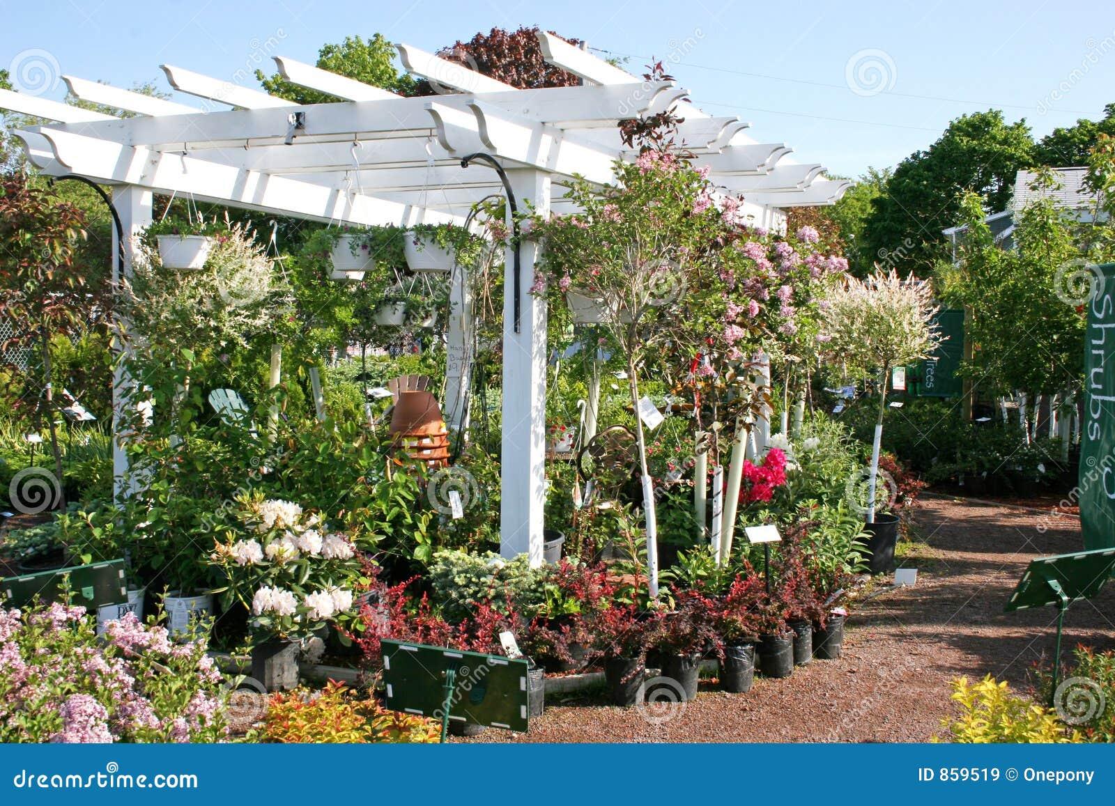De pergola van het centrum van de tuin royalty vrije stock afbeeldingen afbeelding 859519 - Pergola verkoop ...