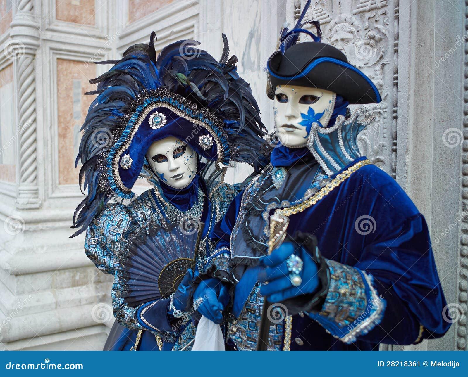 venetiaans kostuum carnaval