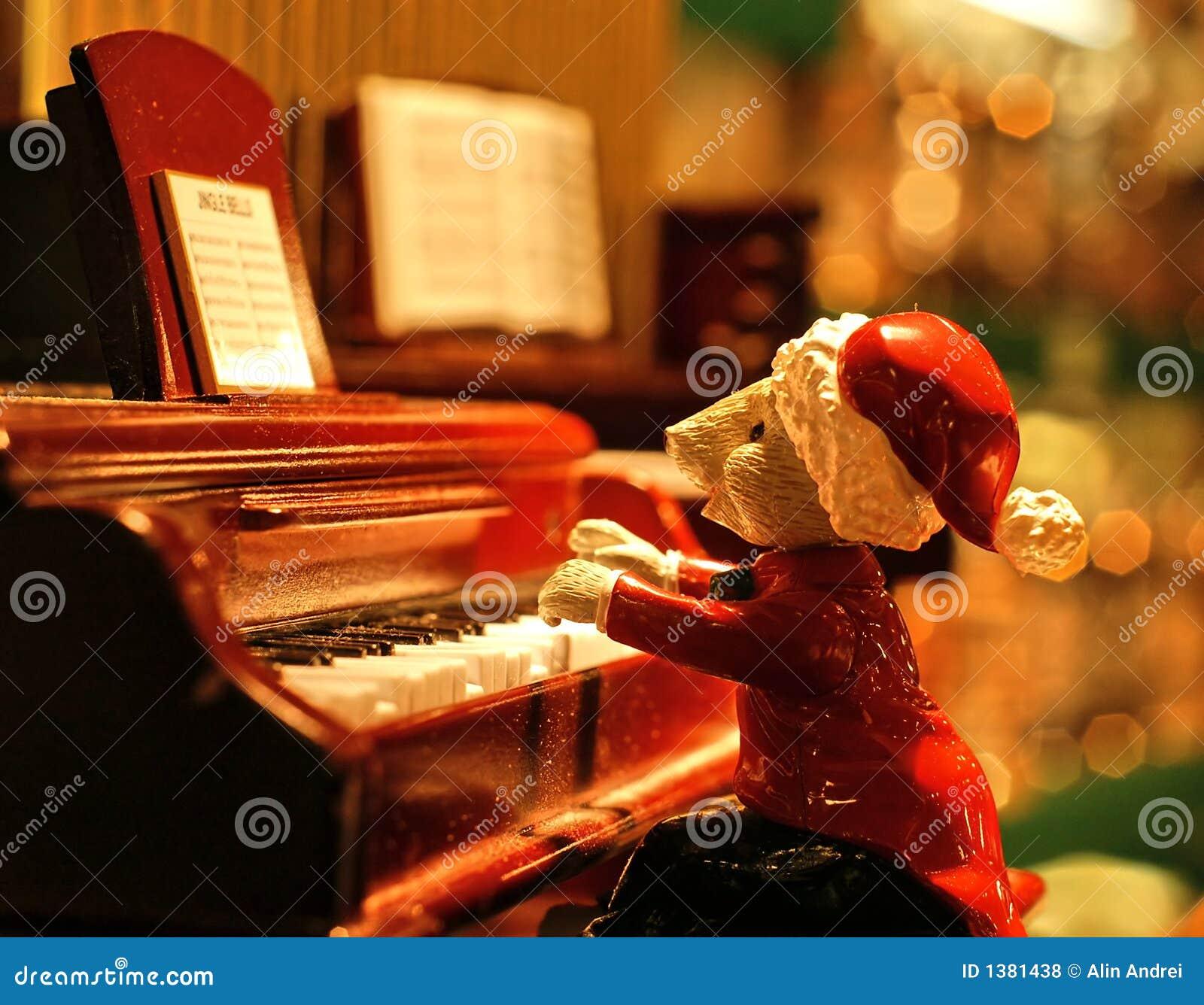 De pianozanger van hymnes