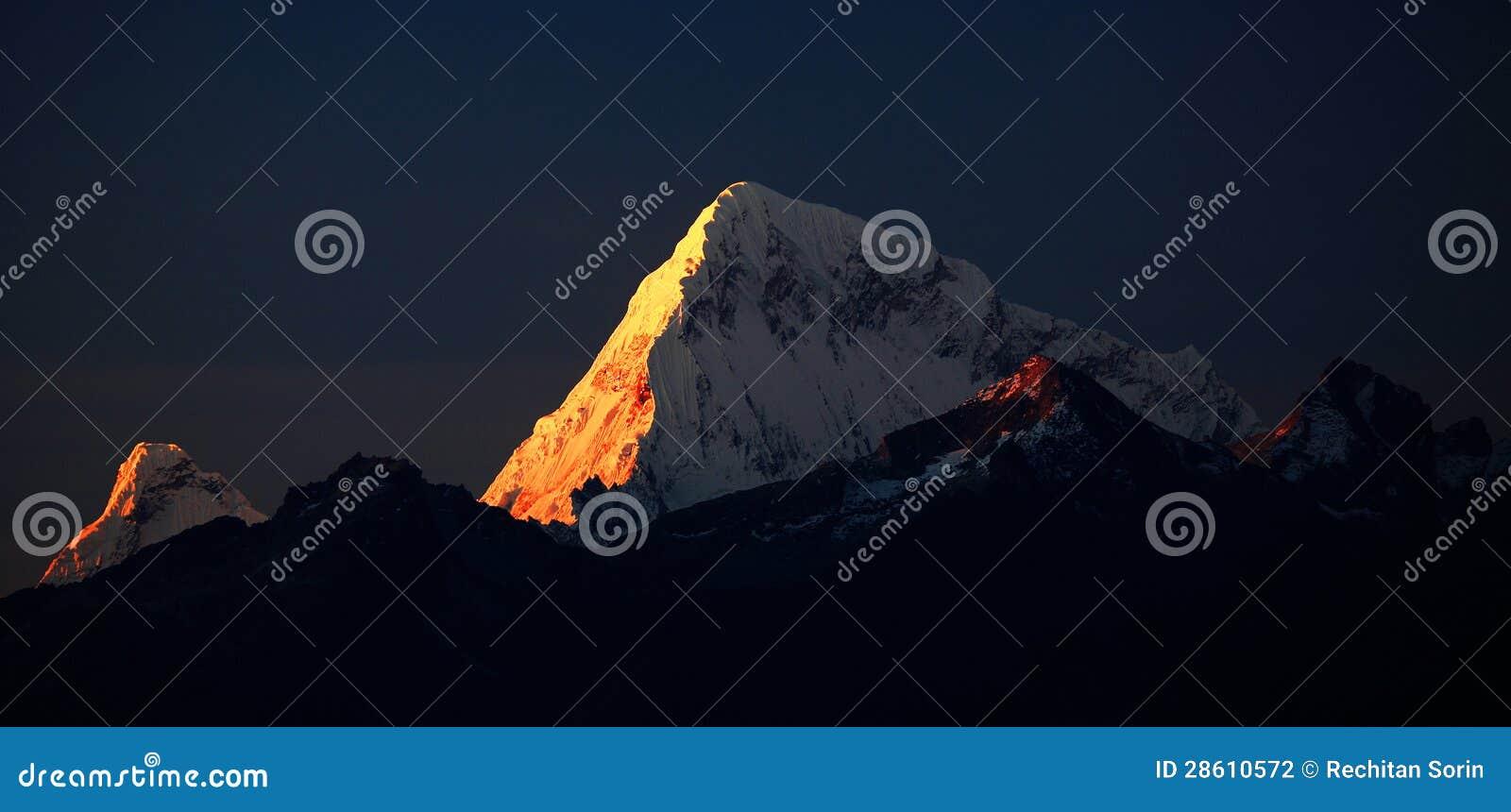 De Pieken van Huascaran