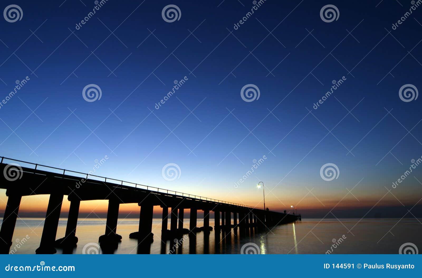 De Pier van Sorento - Australië