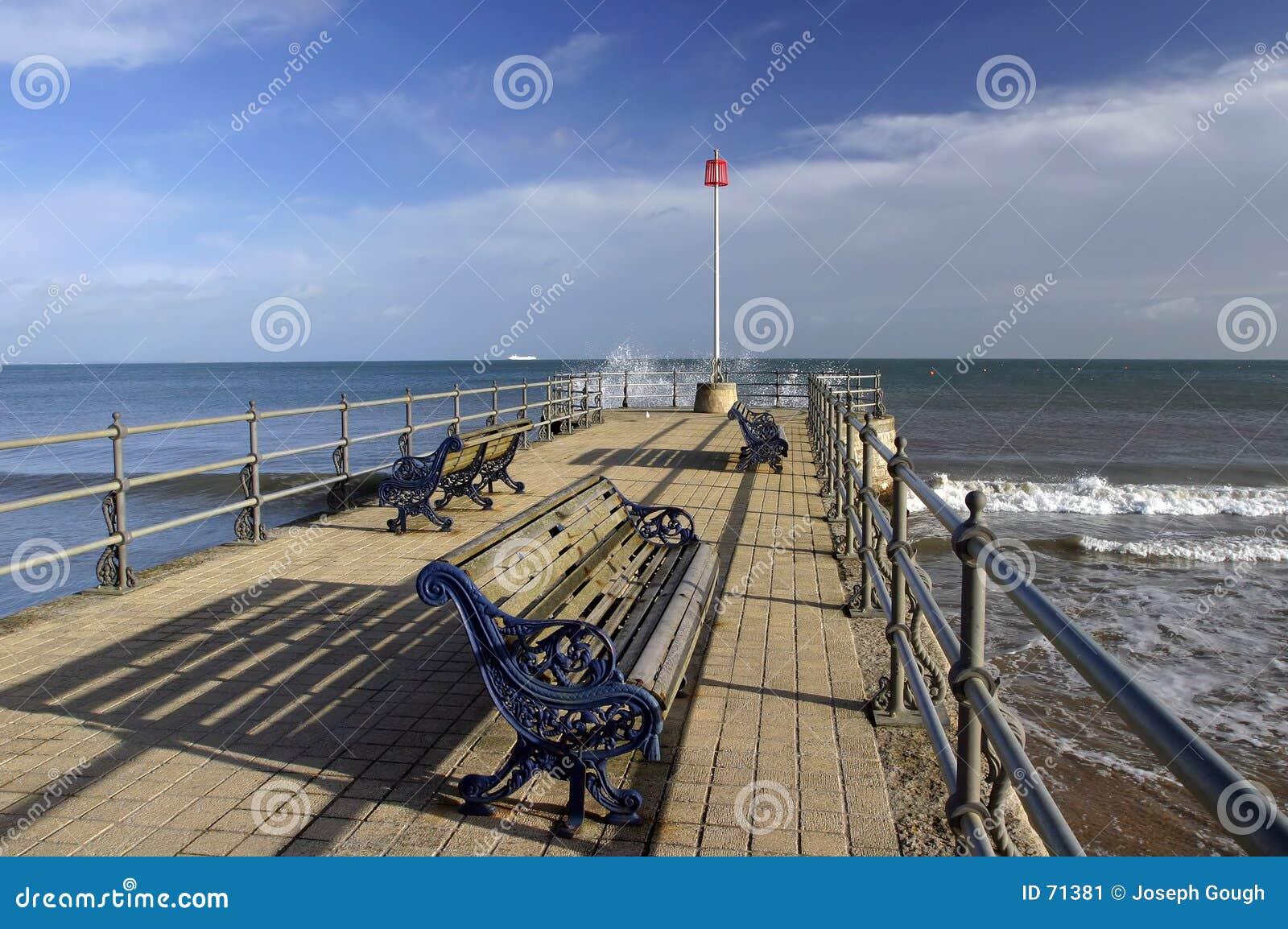 De Pijler van de kust
