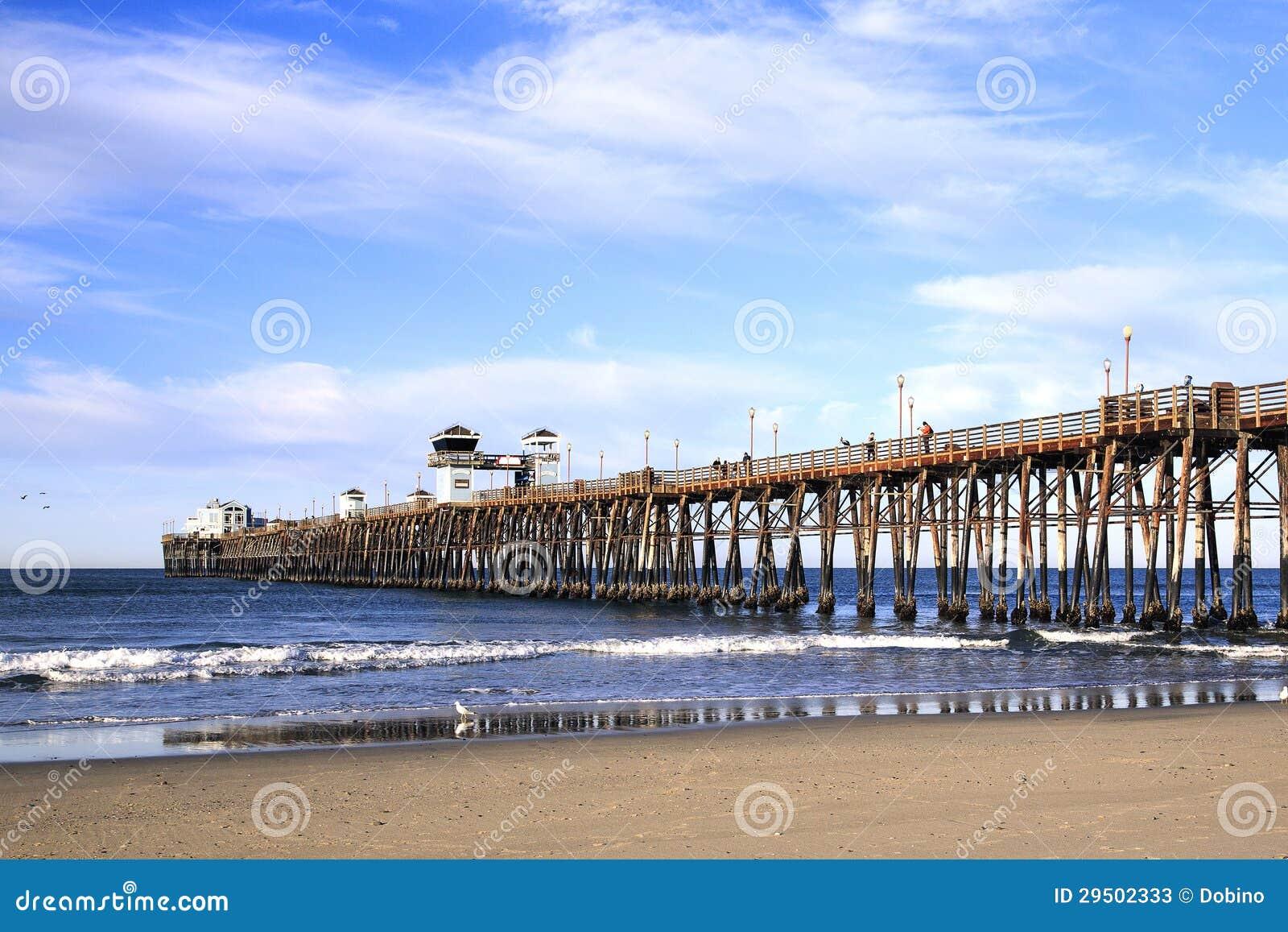 De Pijler van Oceanside, Vroege Ochtend