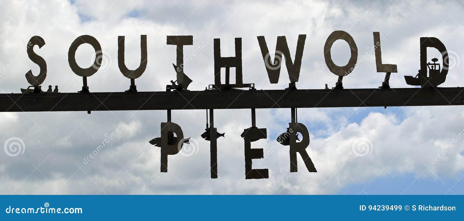 De Pijler van Southwold