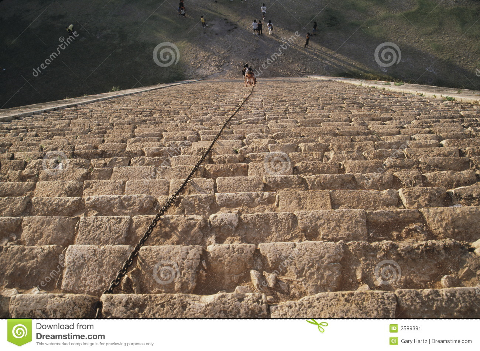 De piramide van Itza van Chichen/hoogste mening