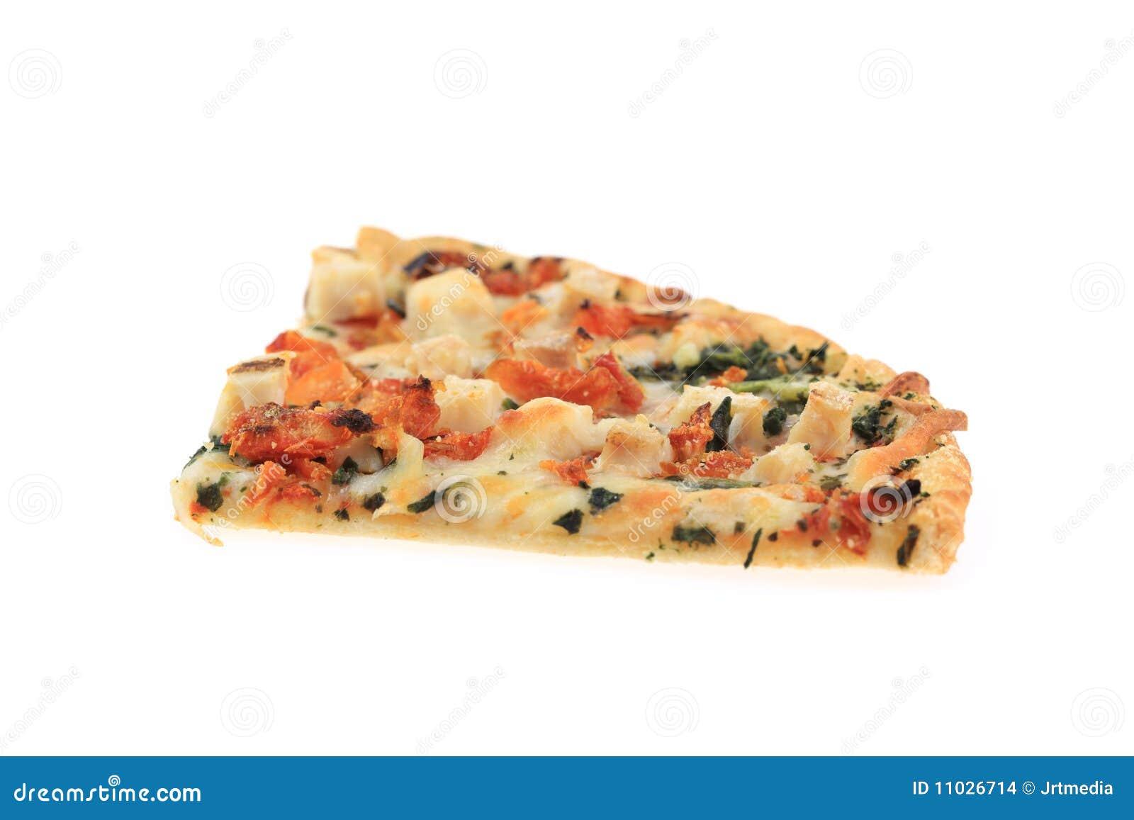 De Pizza Van De Spinazie En Van De Kip Voorraadbeelden Download 16