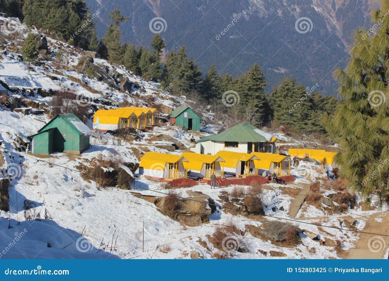 De plaats is in Uttarakhand in India geroepen AULI