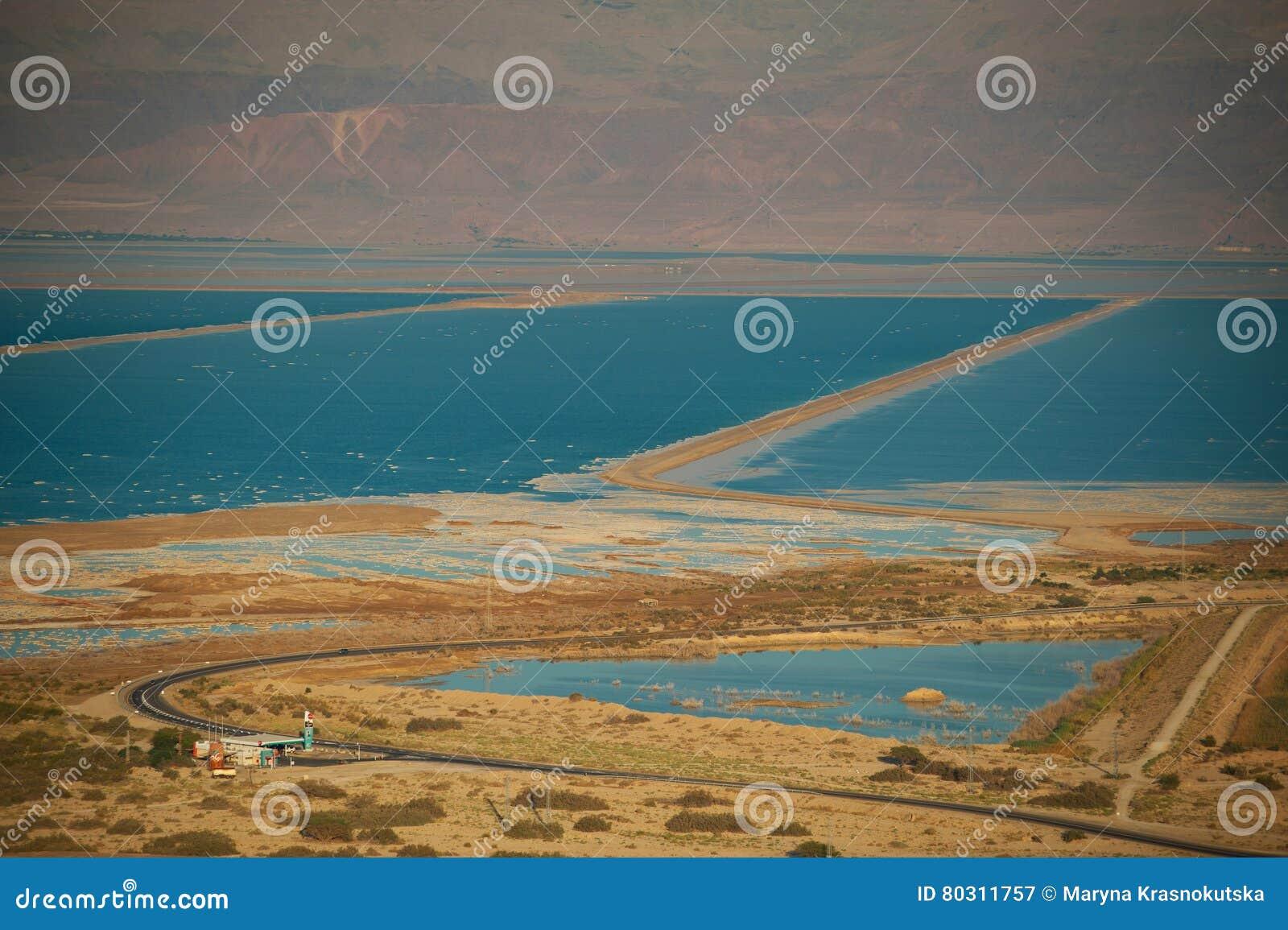 De plaatsen zoute mijnbouw