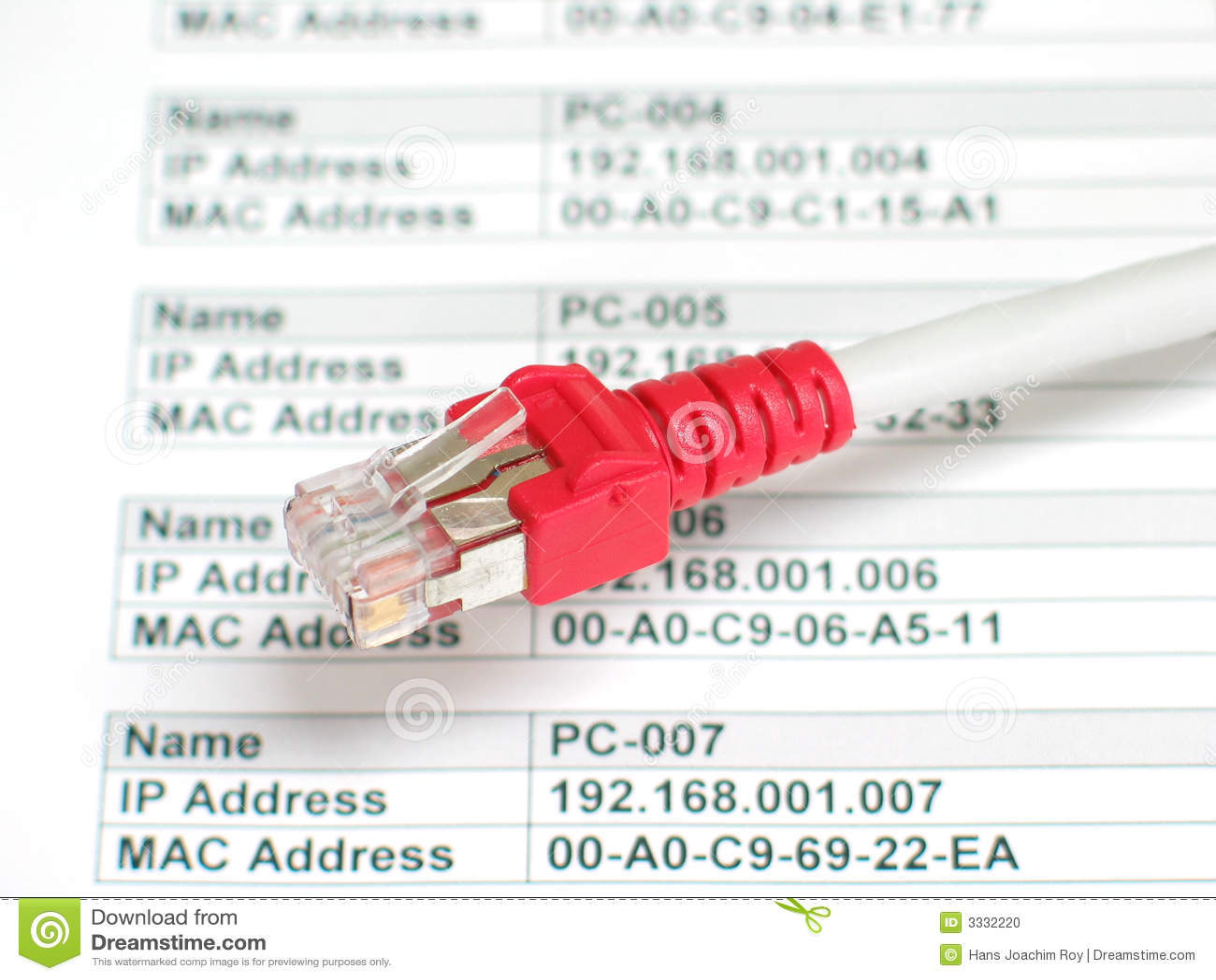 De planning van een netwerk