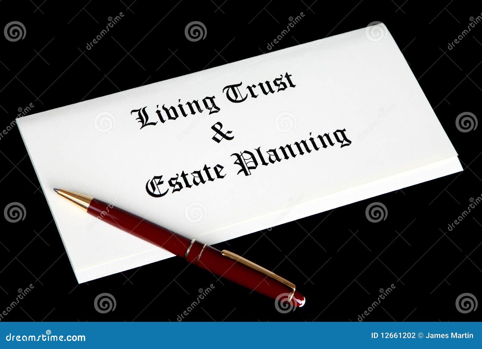 De planningsdocumenten van het landgoed