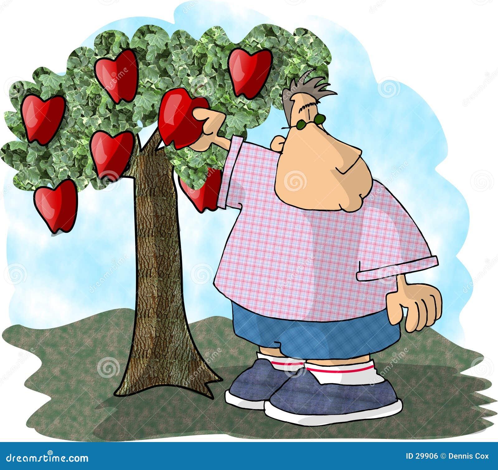 De Plukker van de appel