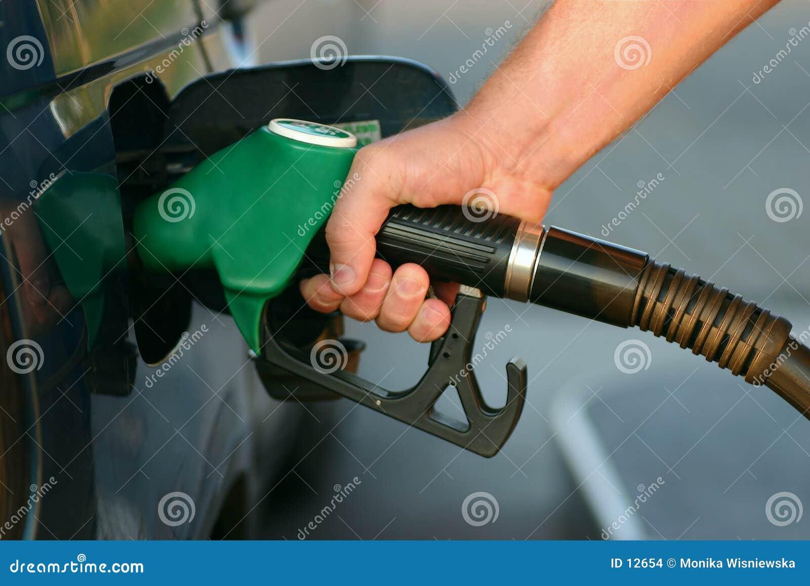 De Pomp van de brandstof