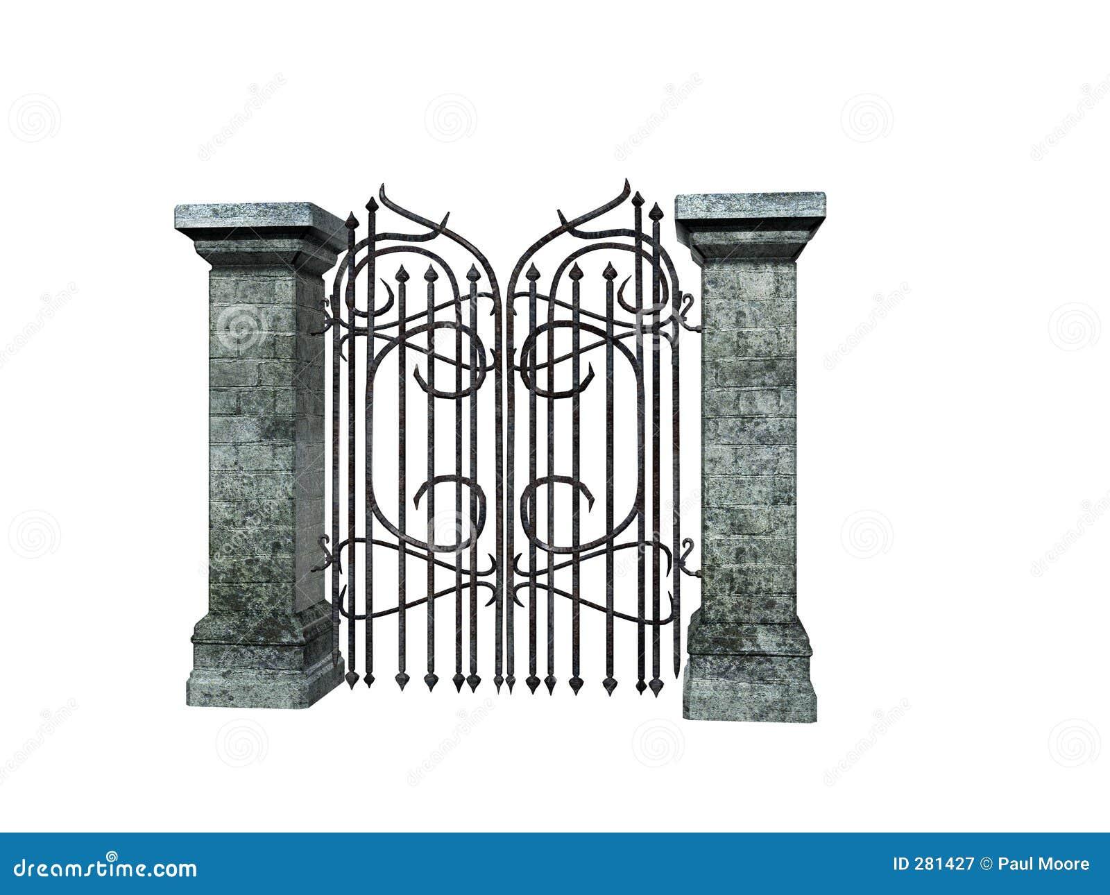 De Poort van de steen