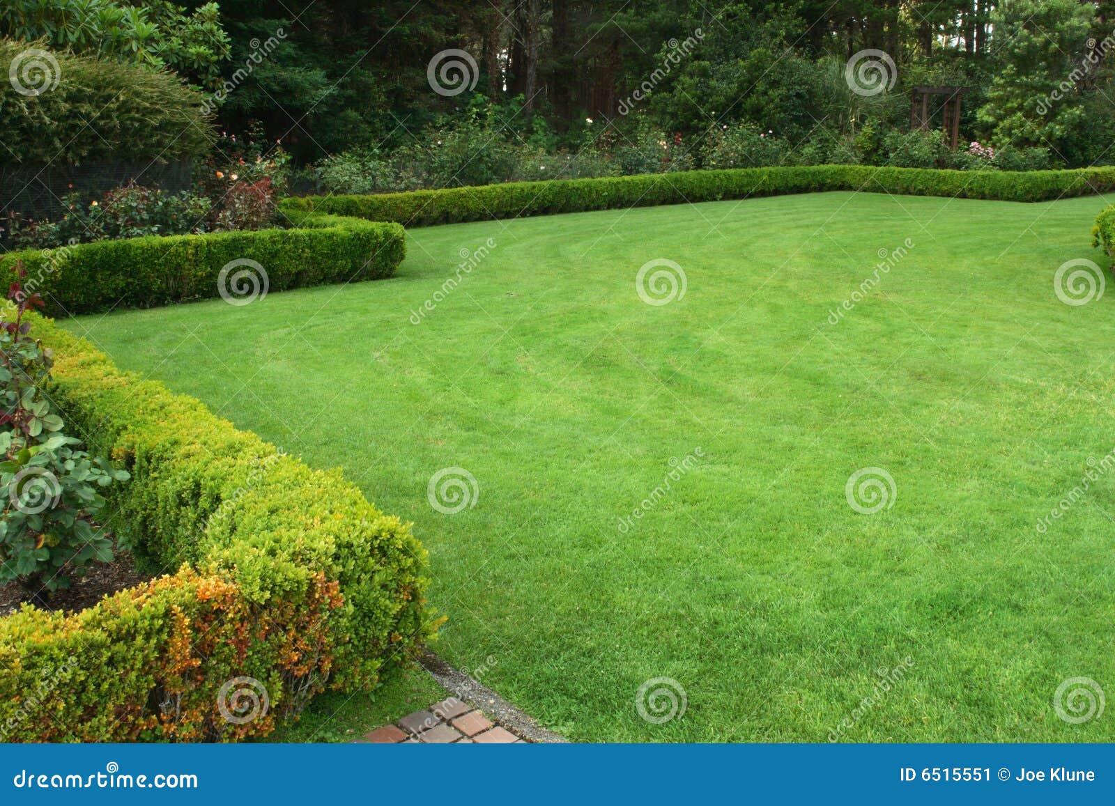 De portretten van de tuin