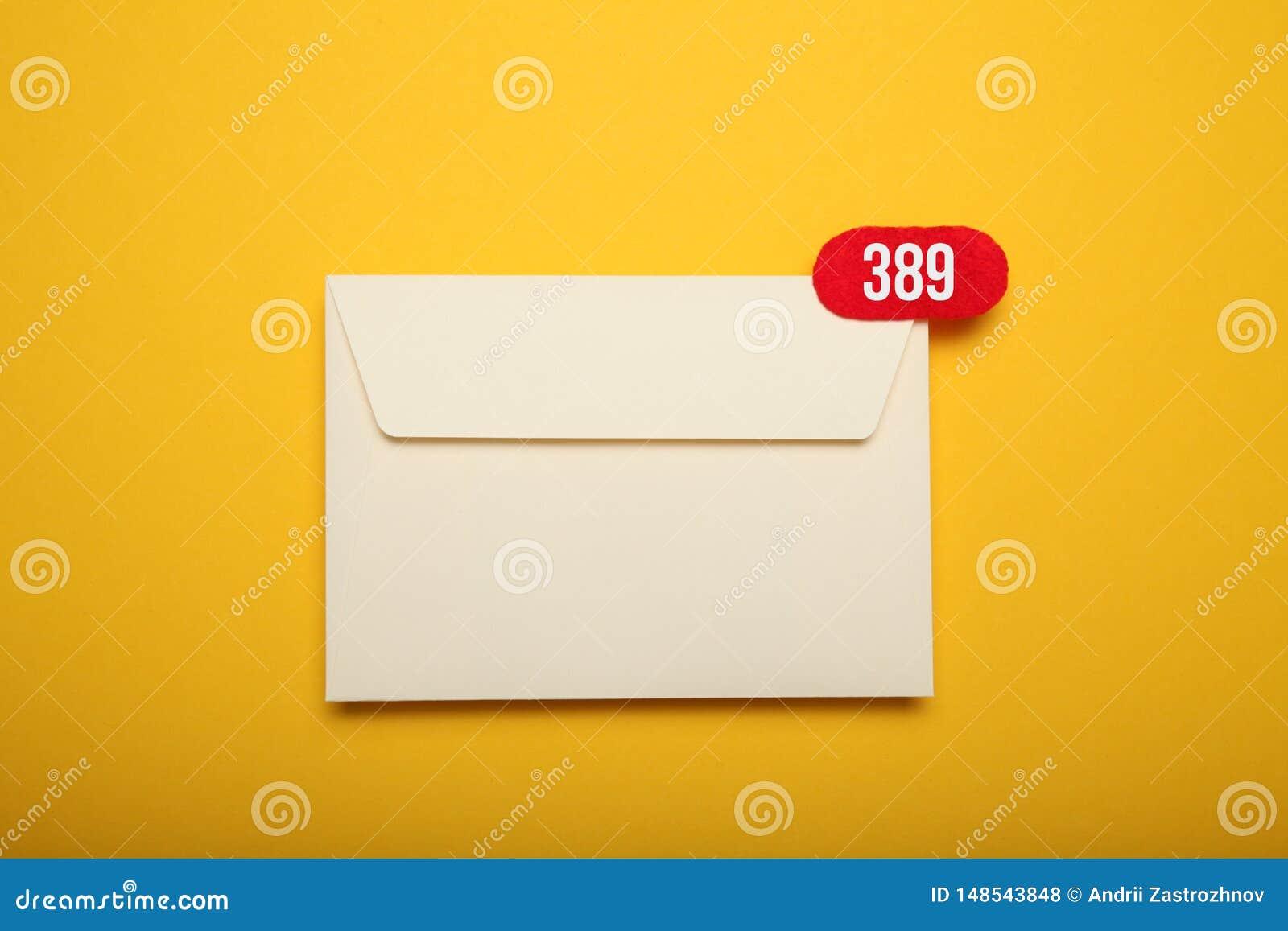 De Postbestellingsdienst Smspraatje, nieuwe e-mail Bedrijfs mededeling