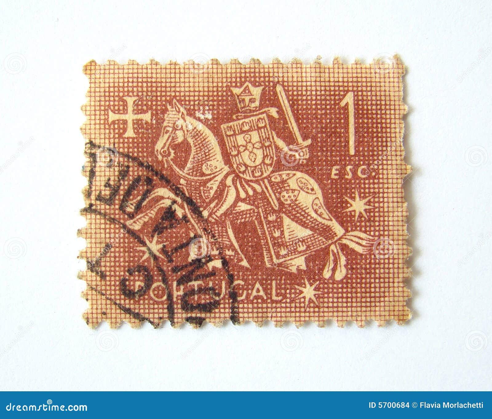 De Postzegel van Portugal